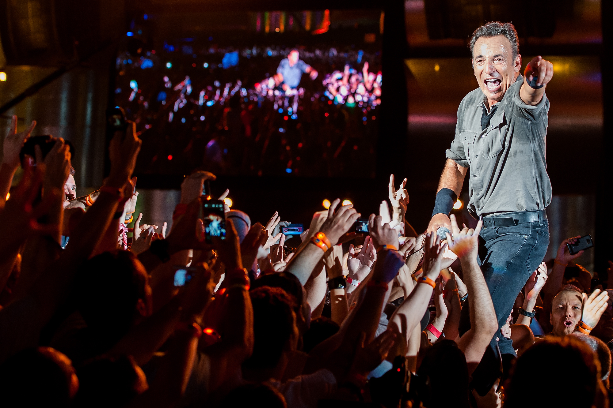 Bruce Springsteen E Street Band Set The River Tour For 2016 Rolling Stone
