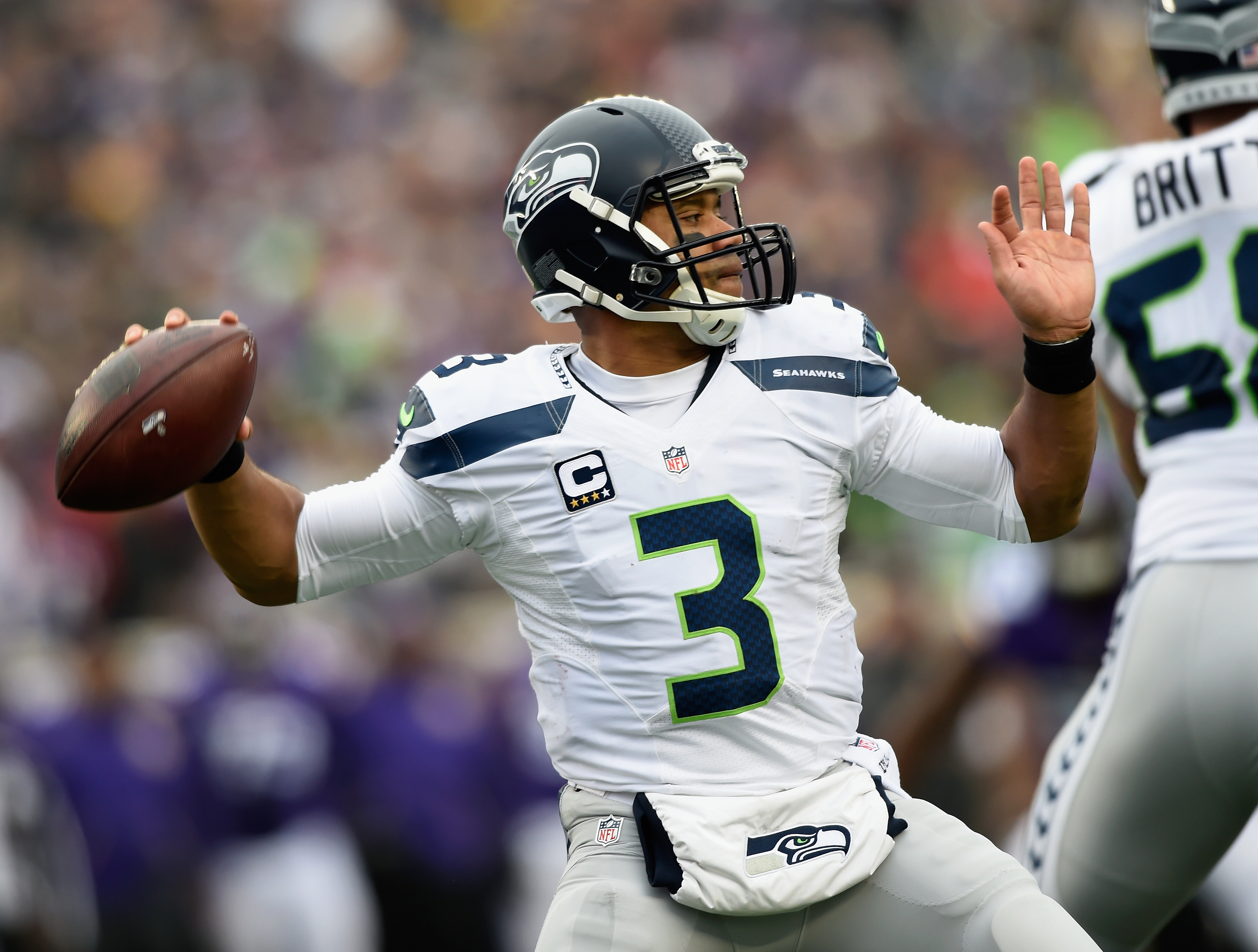 Russell wilson the force awakens rolling stone - Seahawks wallpaper russell wilson ...