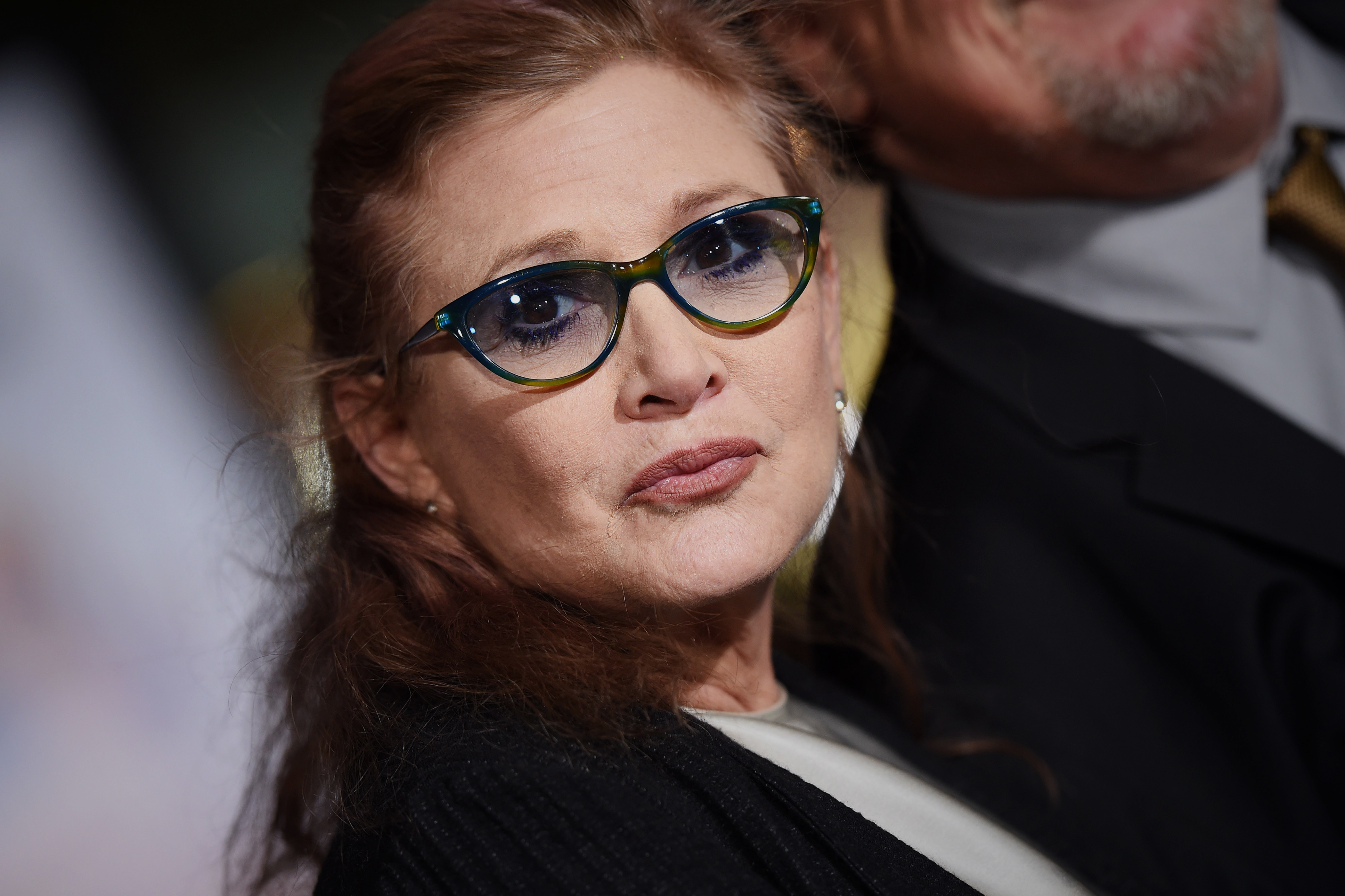 Awakens Porn Tumblr carrie fisher on 'the force awakens': 'i've always been in