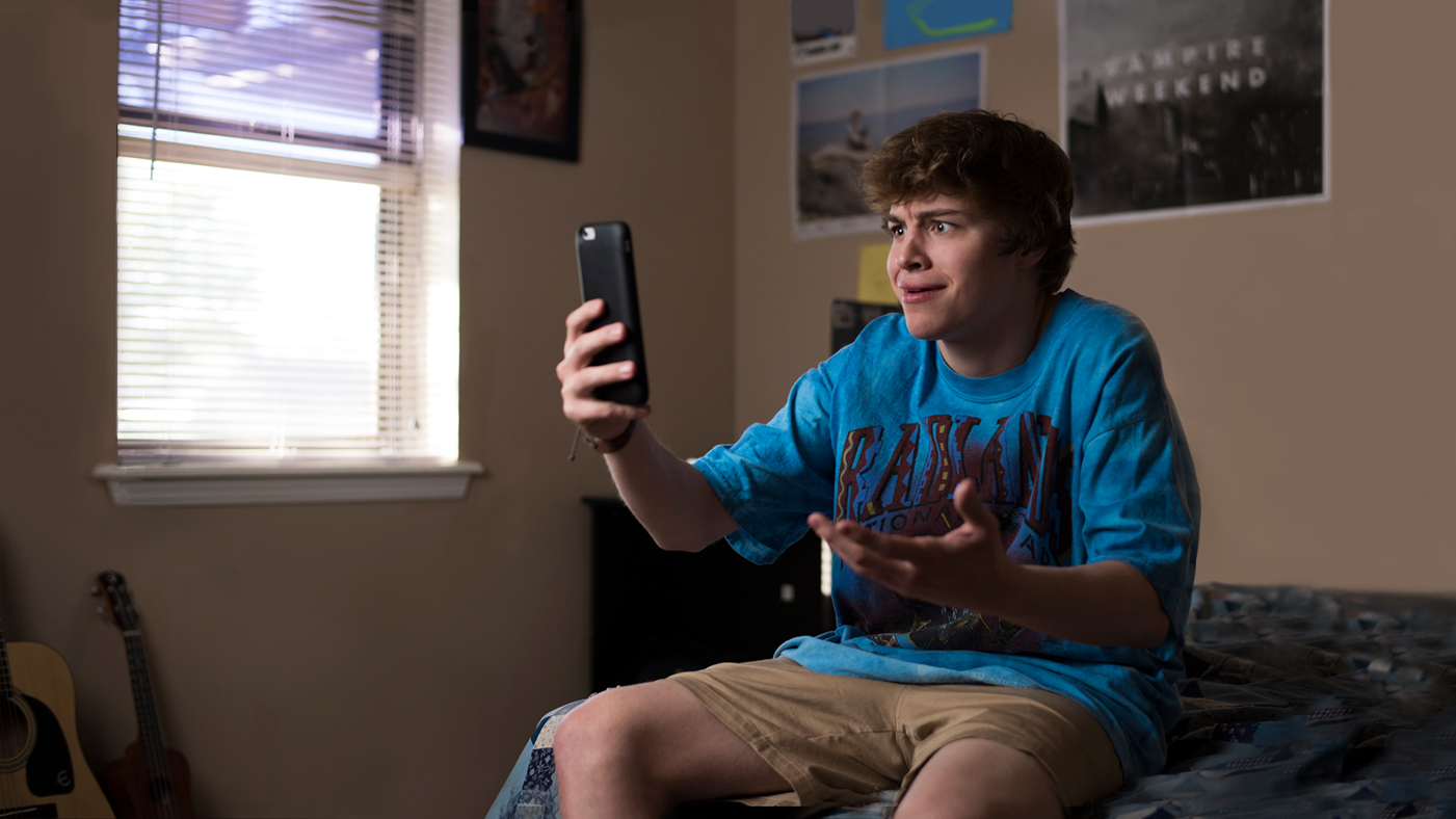 Streaming exploited black teen