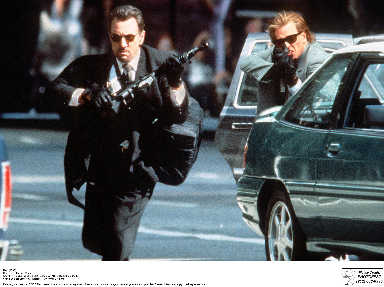 'Heat' at 20: Michael Mann on Making a Crime-Drama Classic
