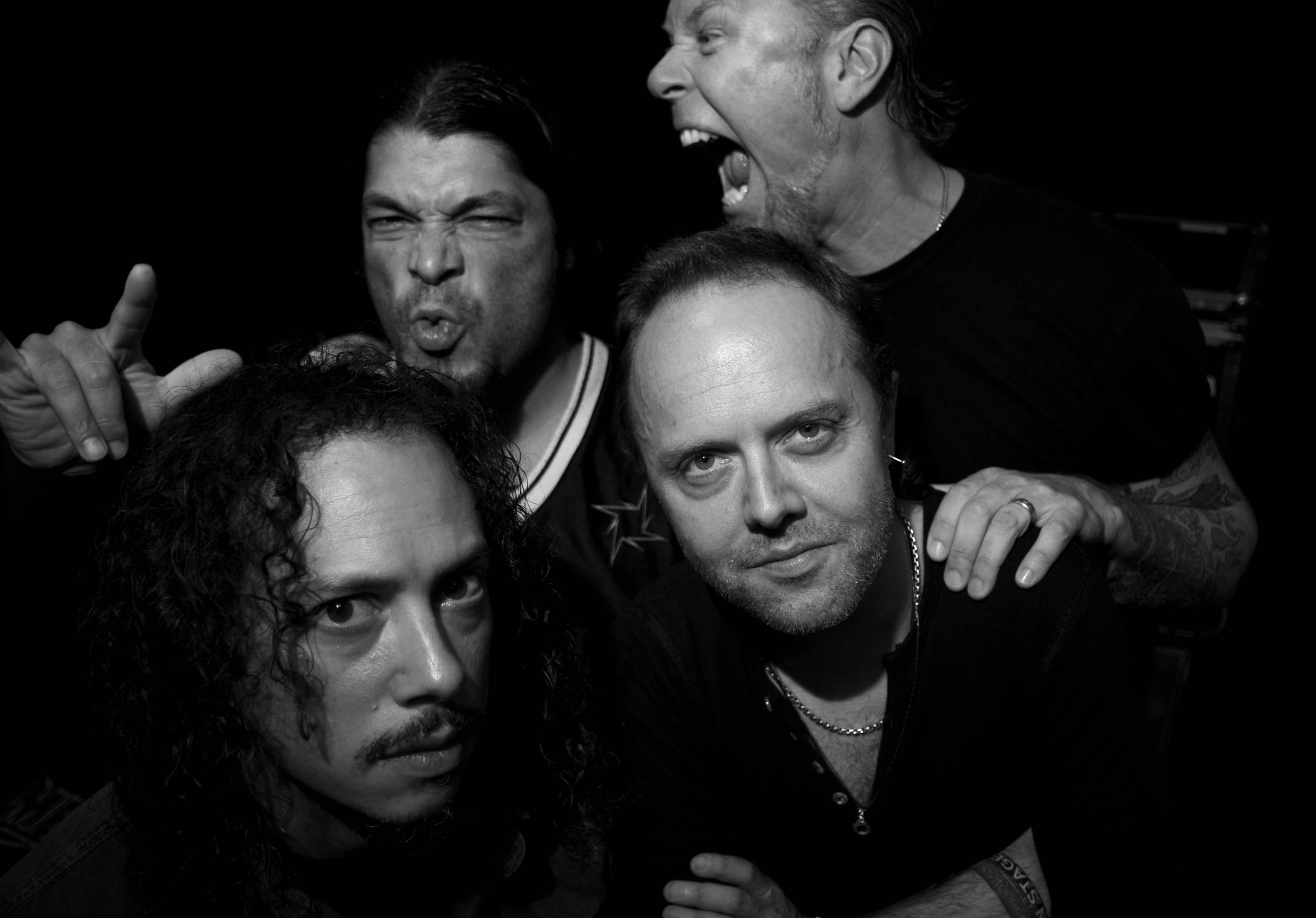 Metallica Detail Cover Art, Release Date for 'Master of Puppets' Book