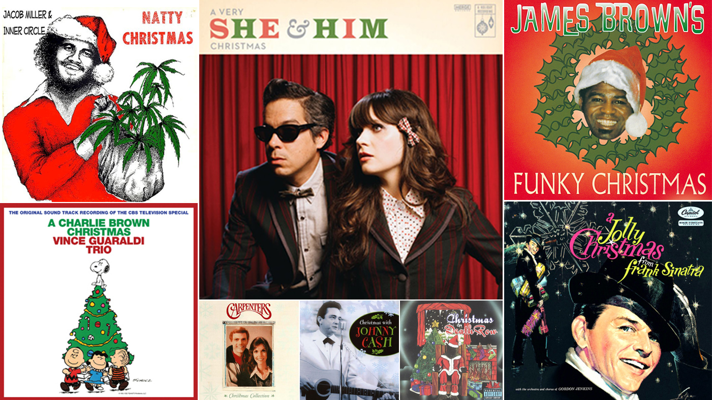 25 Greatest Christmas Albums of All Time: Bing Crosby, Dylan ...