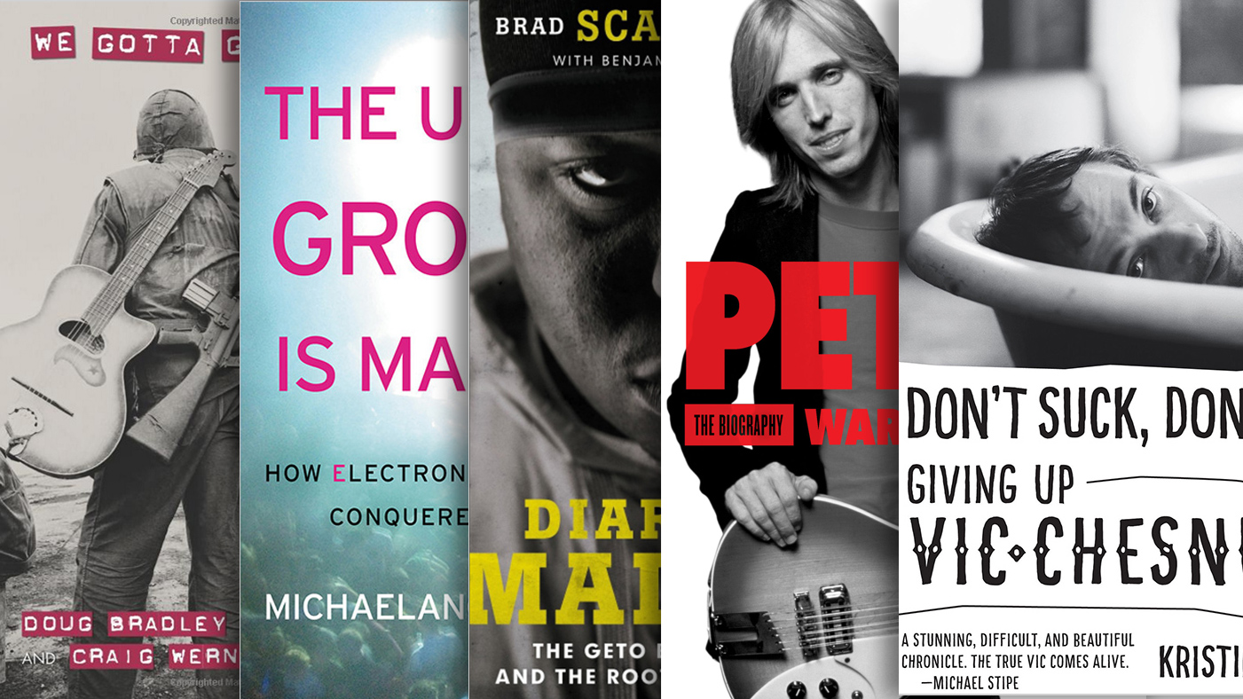 576bc97e409f 10 Best Music Books of 2015 – Rolling Stone