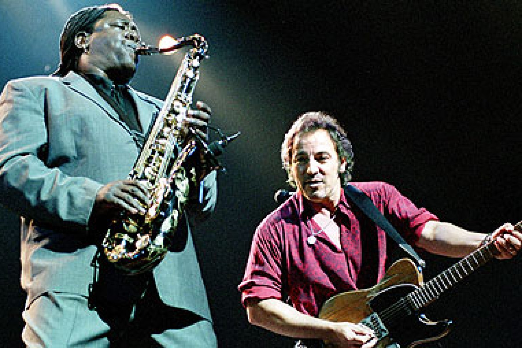 Bruce Springsteen S Eulogy For Clarence Clemons Rolling Stone