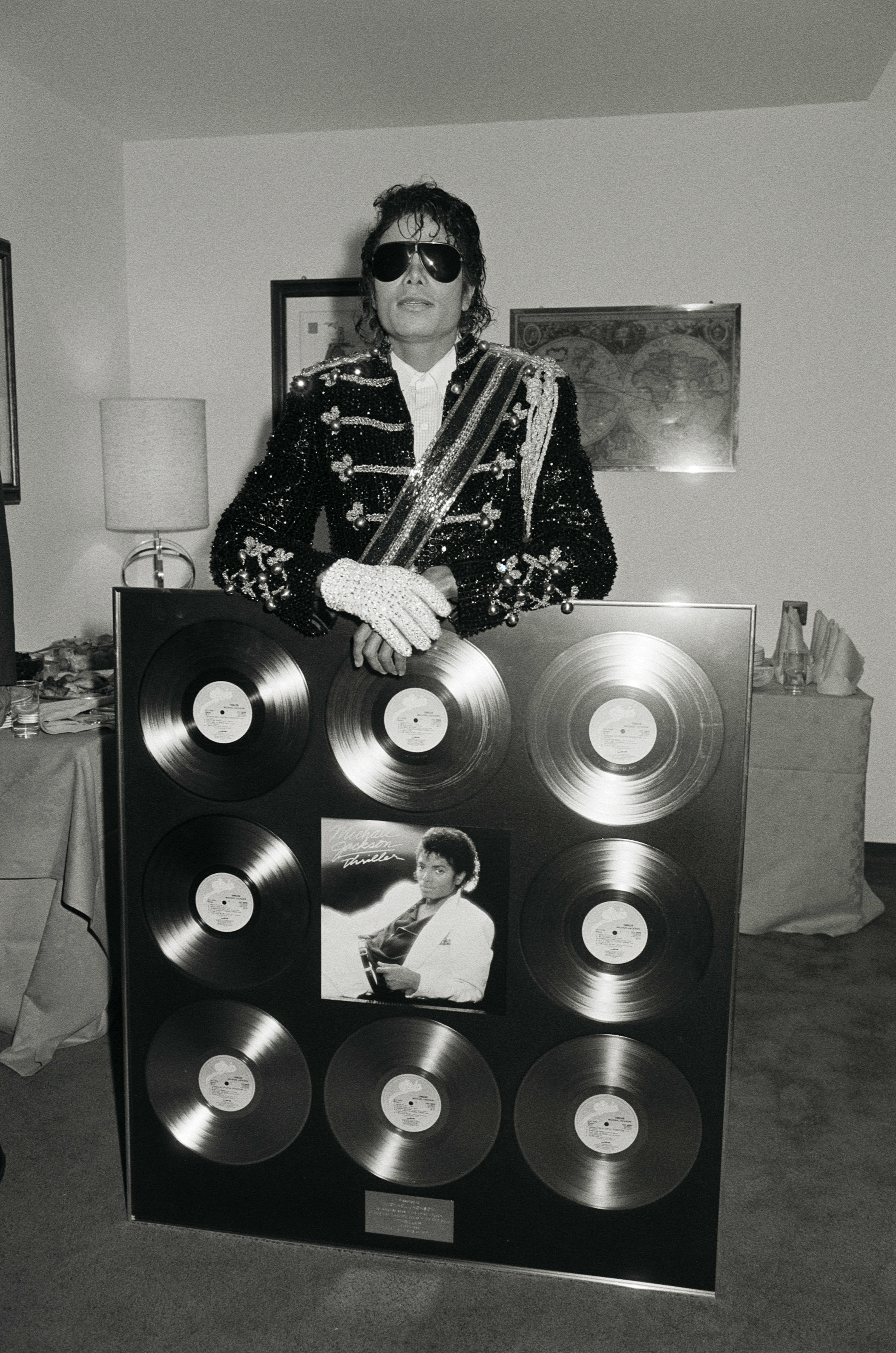 Michael Jackson's 'Thriller' Is First Album to Sell 30 Million Copies