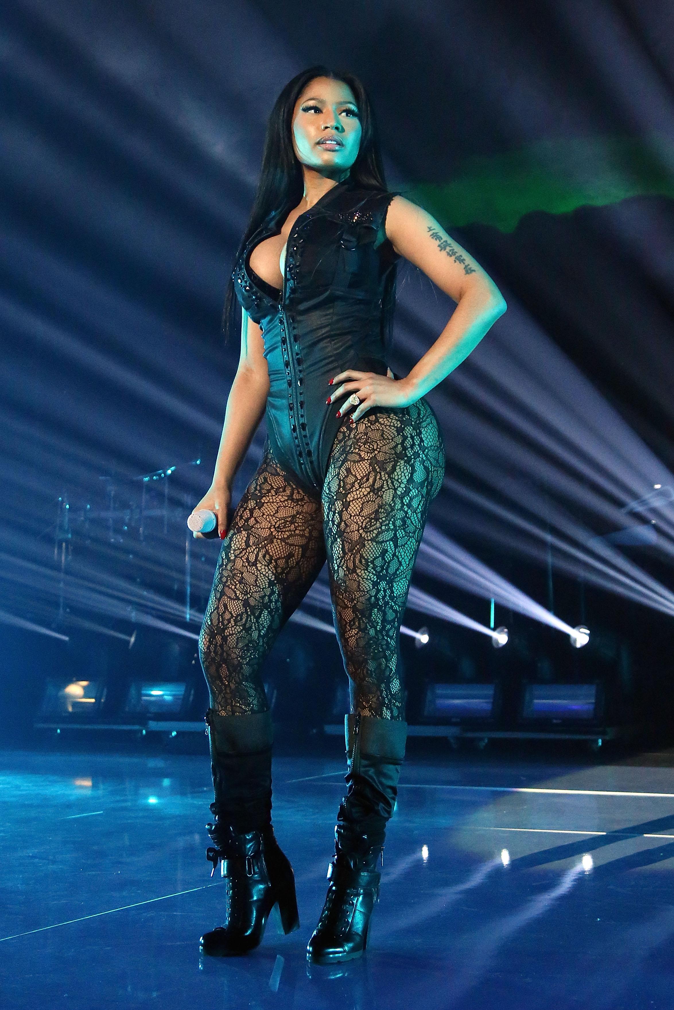 Nicki Minaj Argues Streaming Should Count Toward Album Sales