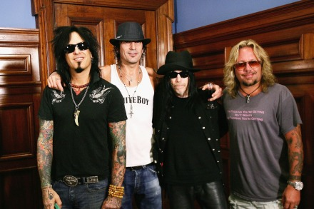 Motley Crues Vince Neil The Dirt Film Expected For Next