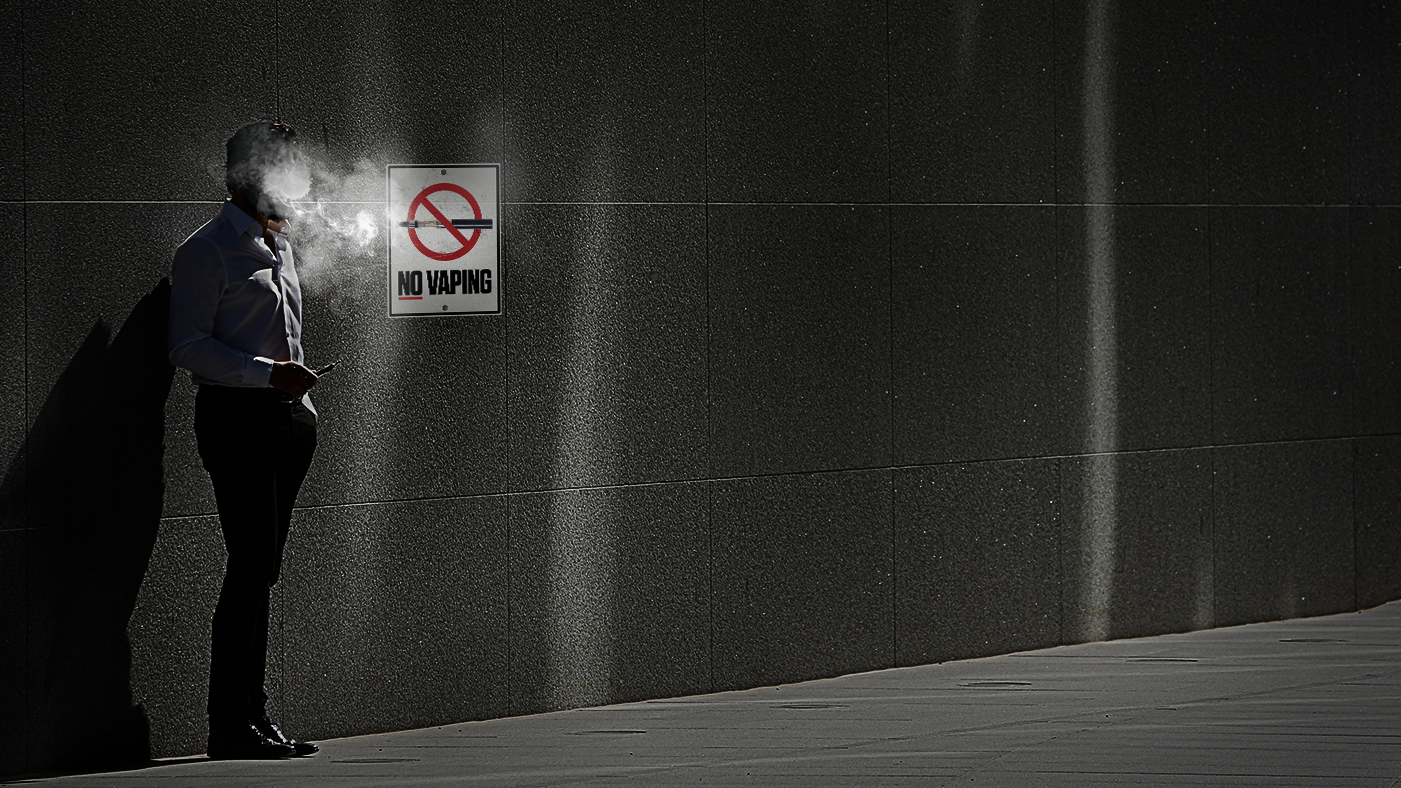 E-Cigs' Inconvenient Truth: It's Much Safer to Vape
