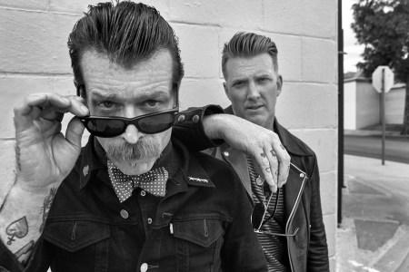 Online kaufen Original neue Stile Eagles of Death Metal Talk U2 Show, Play It Forward Campaign ...