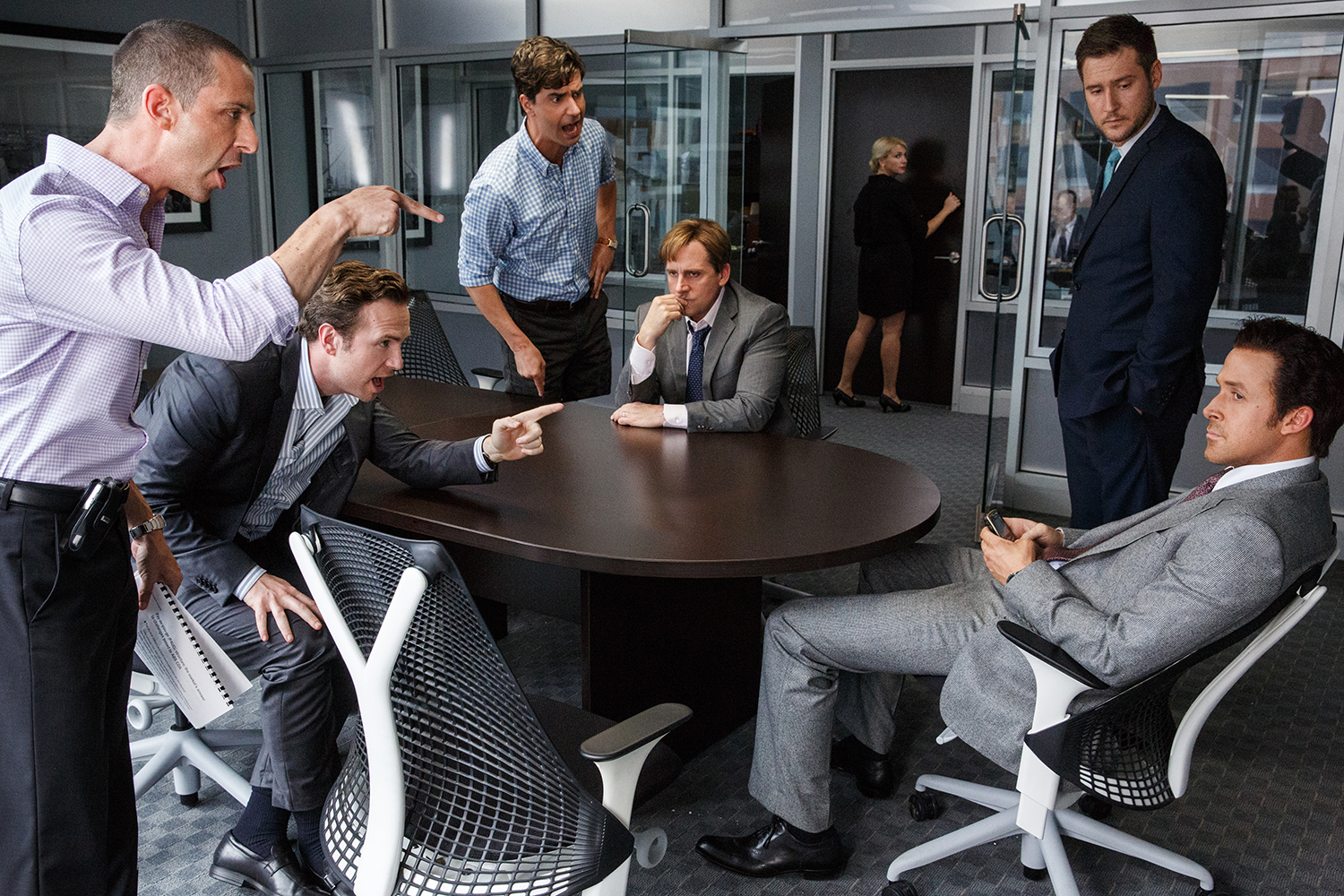 'Big Short': How 'Anchorman' Director Took on Wall Street and Won