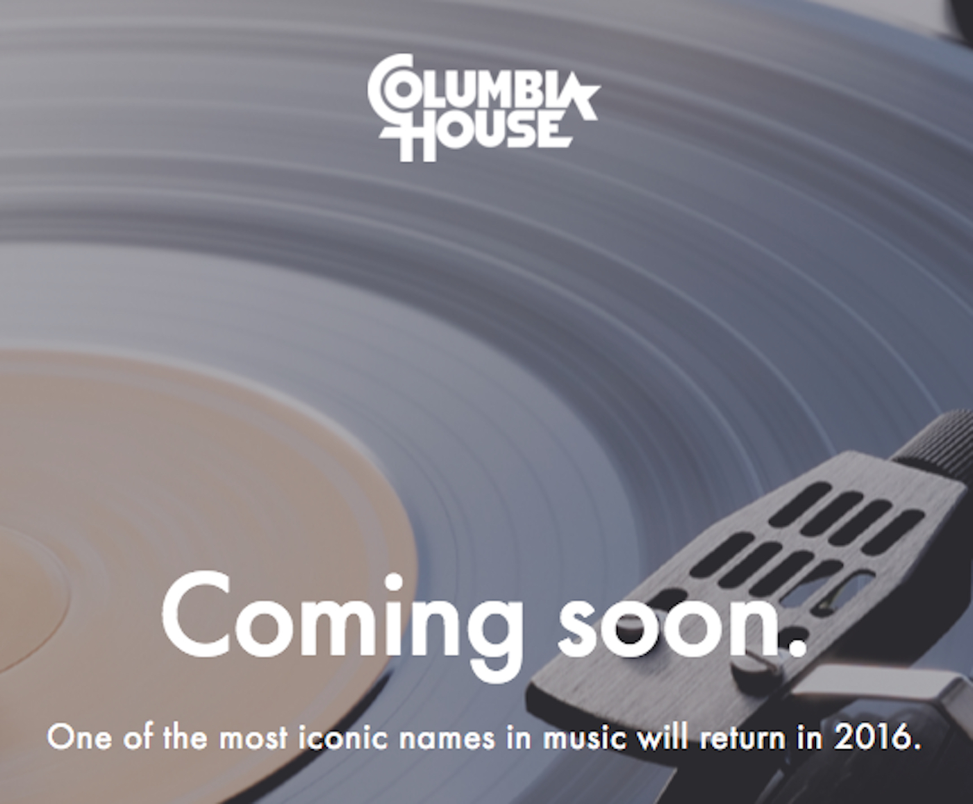 Columbia House to Relaunch as Vinyl Subscription Service in 2016