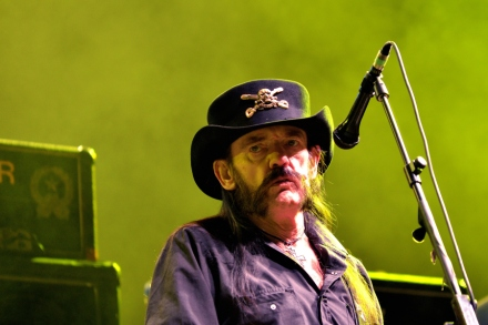 Lemmy Kilmister, Motorhead Singer and Heavy Metal Legend