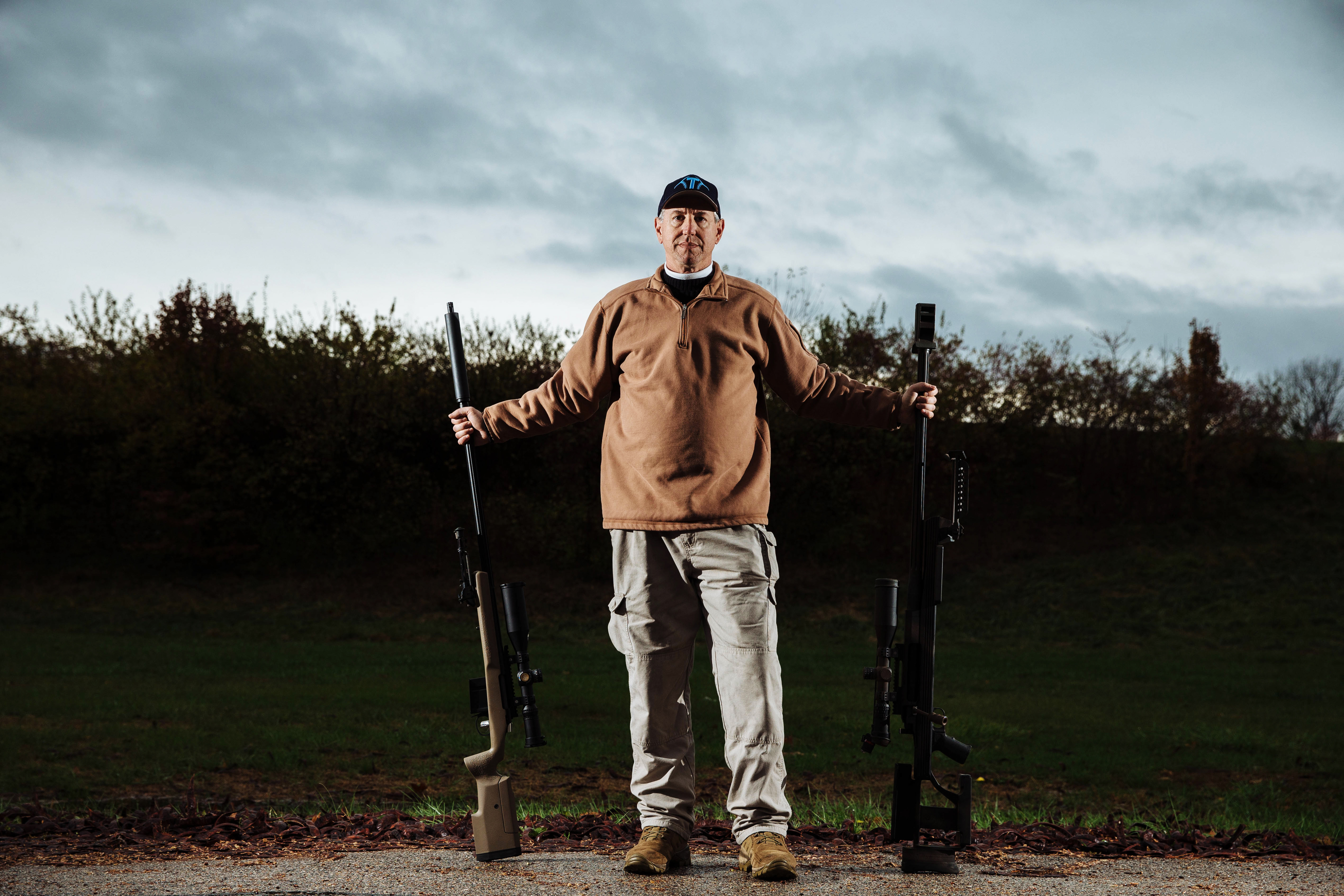 The Oath Keeper Who Wants to Arm Black Lives Matter