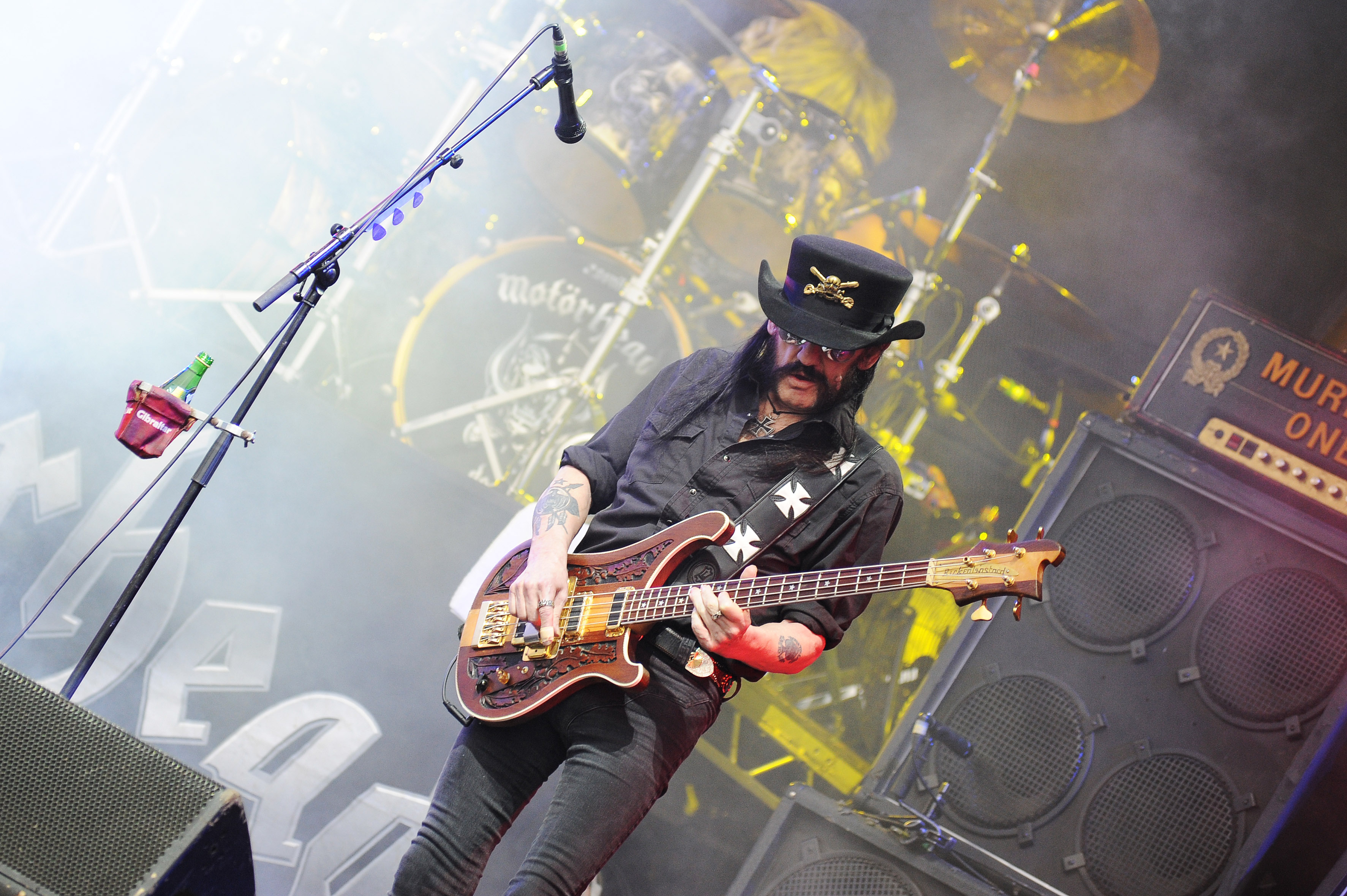 Lemmy's Last Days: How Metal Legend Celebrated 70th, Stared Down Cancer