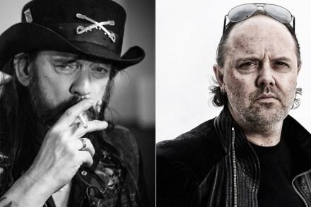 Metallica's Lars Ulrich on Lemmy: 'His Spirit Will Always Live in Us'