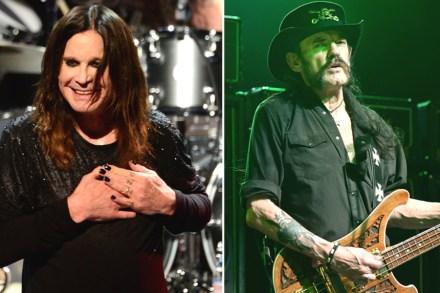 Ozzy Osbourne Remembers Lemmy: 'He Was My Hero' – Rolling Stone