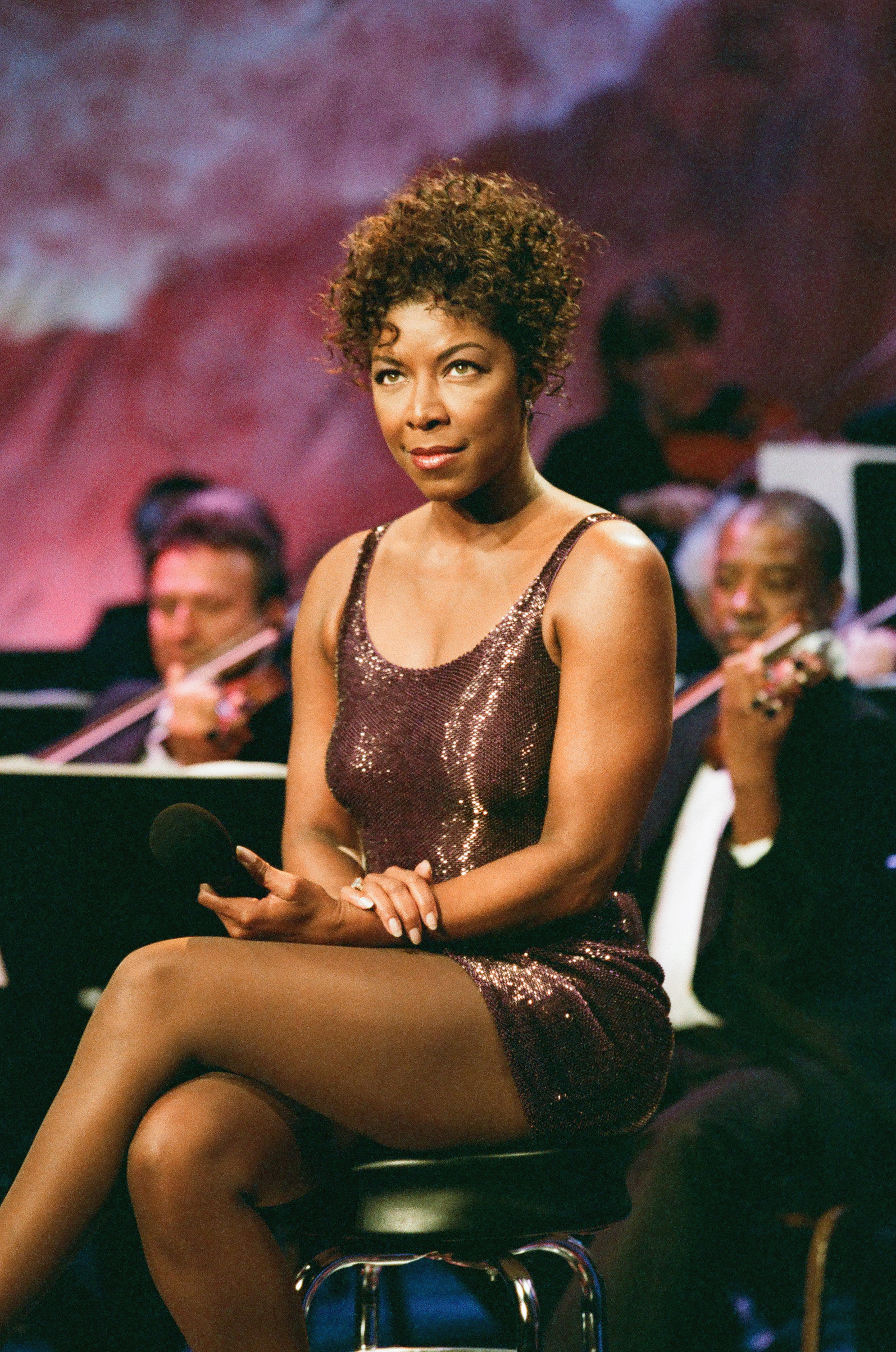 Natalie cole someone that i used to love