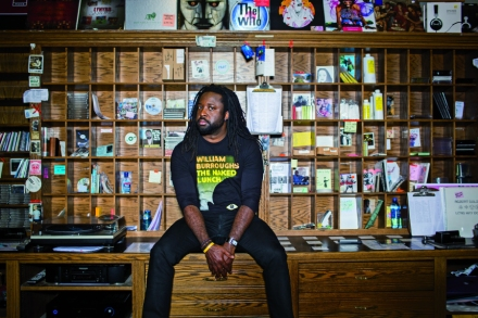 How Marlon James Escaped Jamaica to Win Top Literary Prize – Rolling