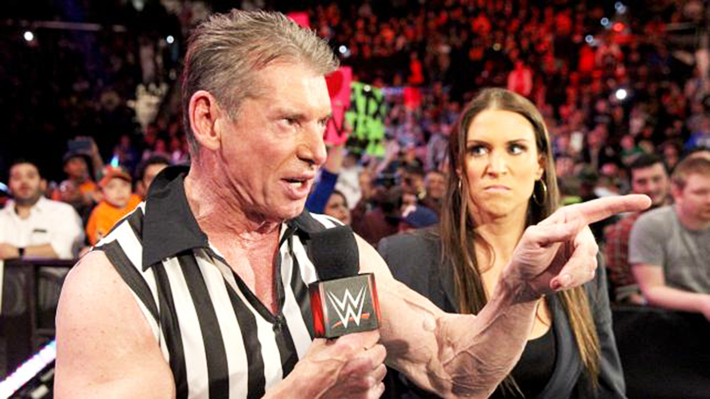 wwe raw vince mcmahon royally screws roman reigns rolling stone