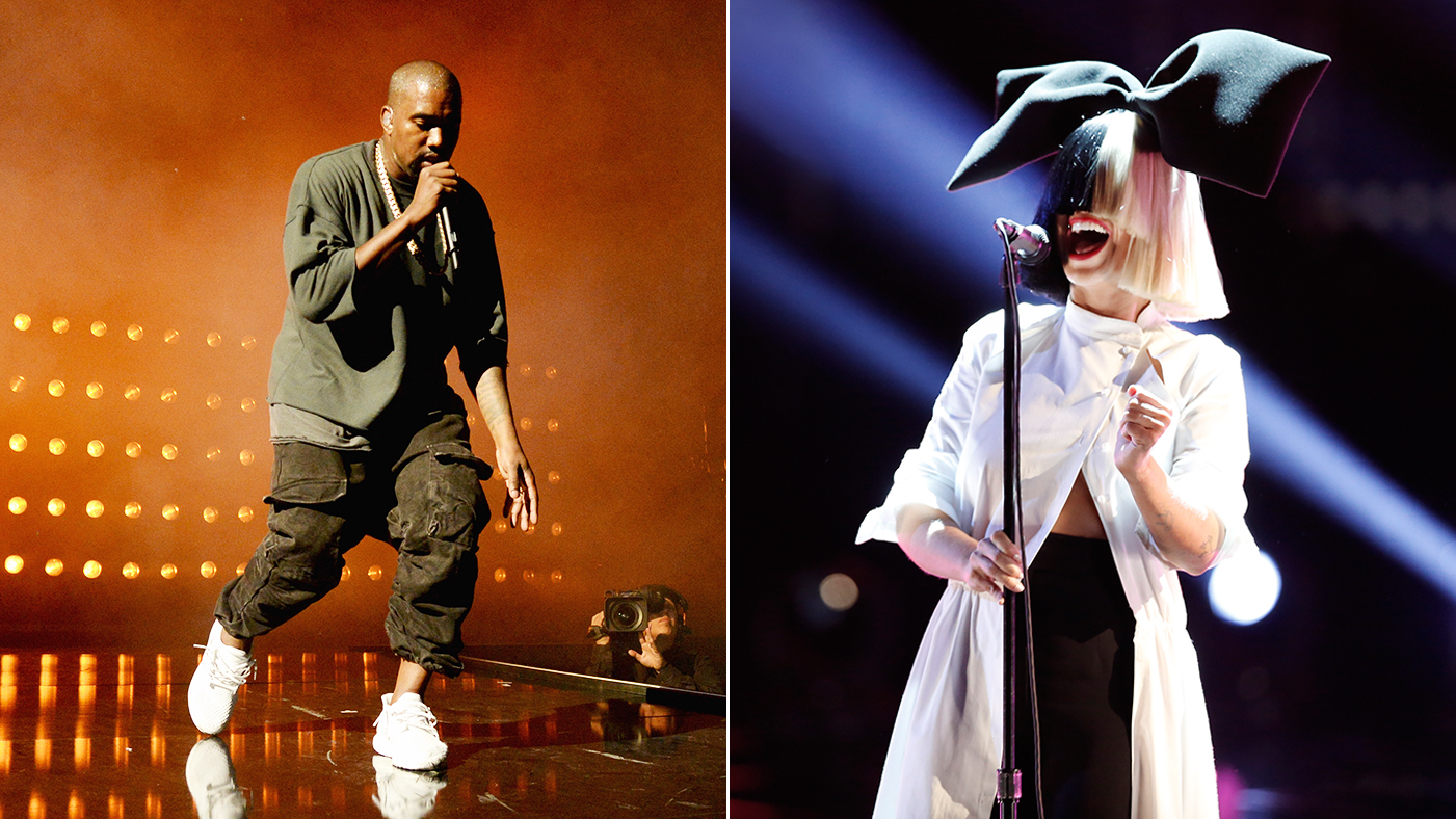 Hear Sia, Kanye West Team Up for New Song 'Reaper' – Rolling