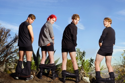 21 Things We Learned Hanging Out With 5 Seconds of Summer