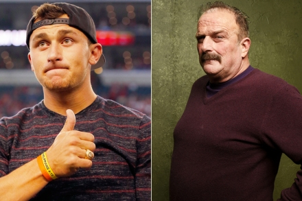 Jake the Snake Wants to Save Johnny Manziel's Life – Rolling