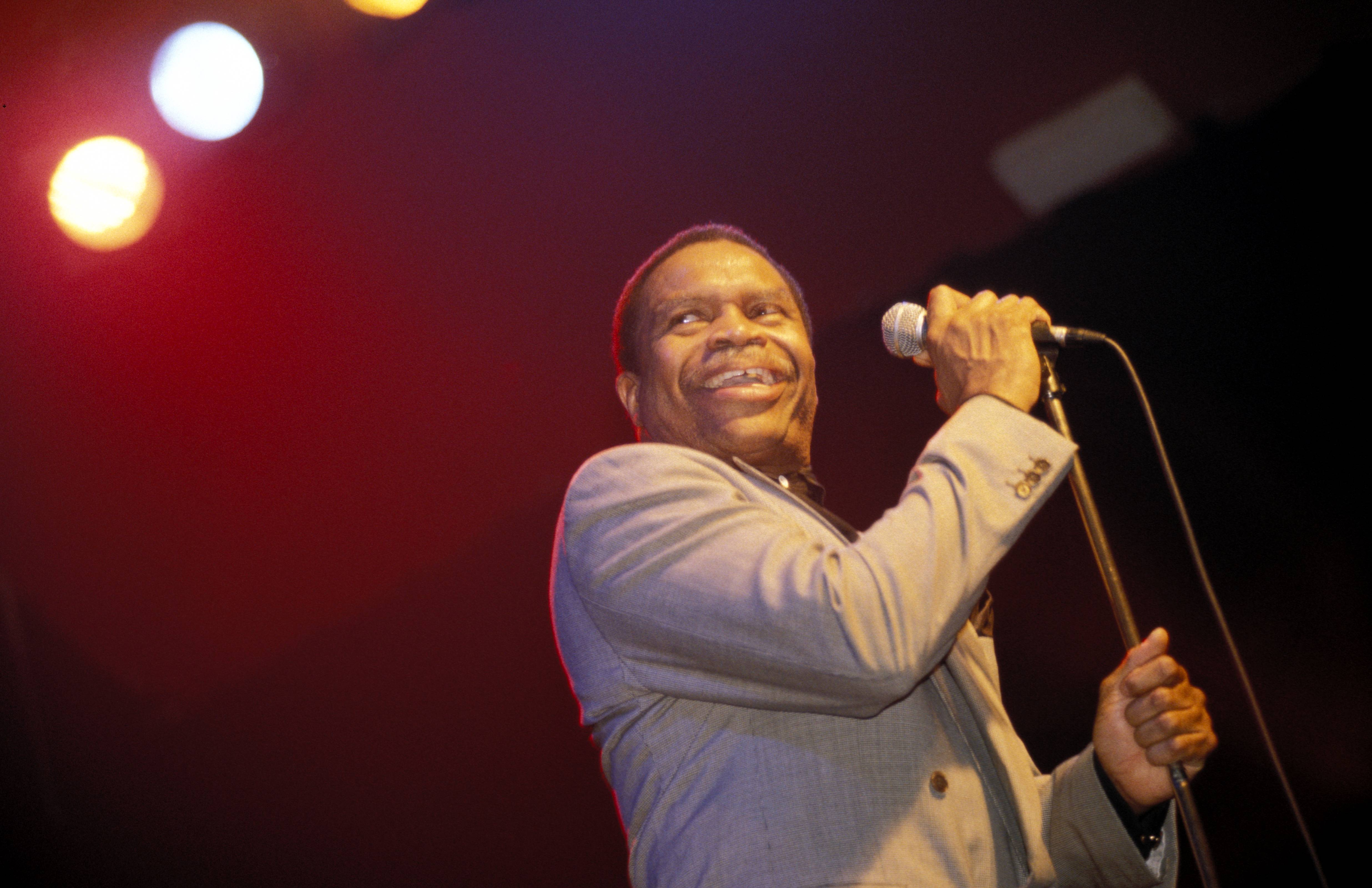 Otis Clay, Soul Singer and Blues Hall of Fame Inductee, Dead at 73