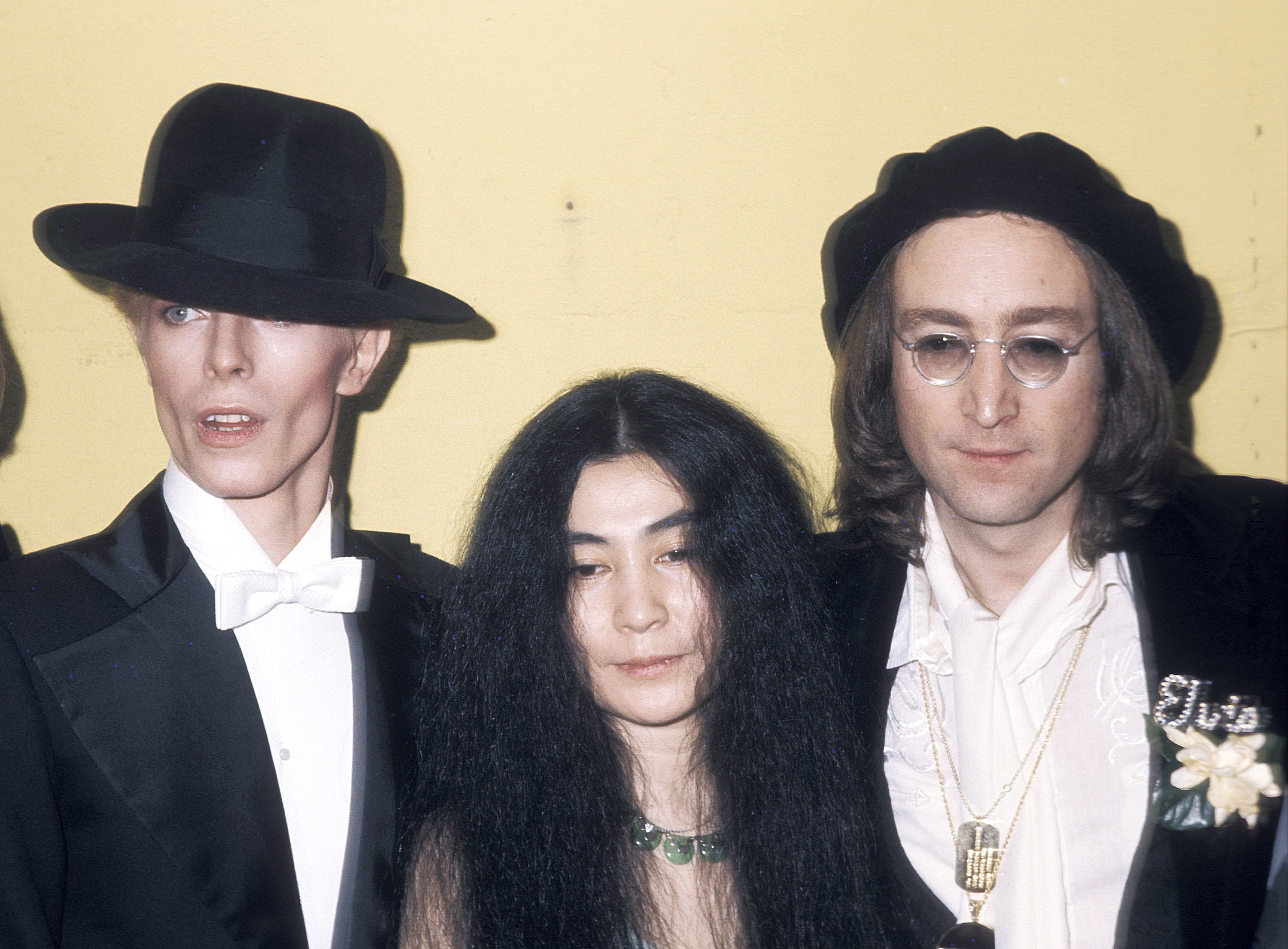 Yoko Ono On Bowie David Was As Close As Family Rolling Stone
