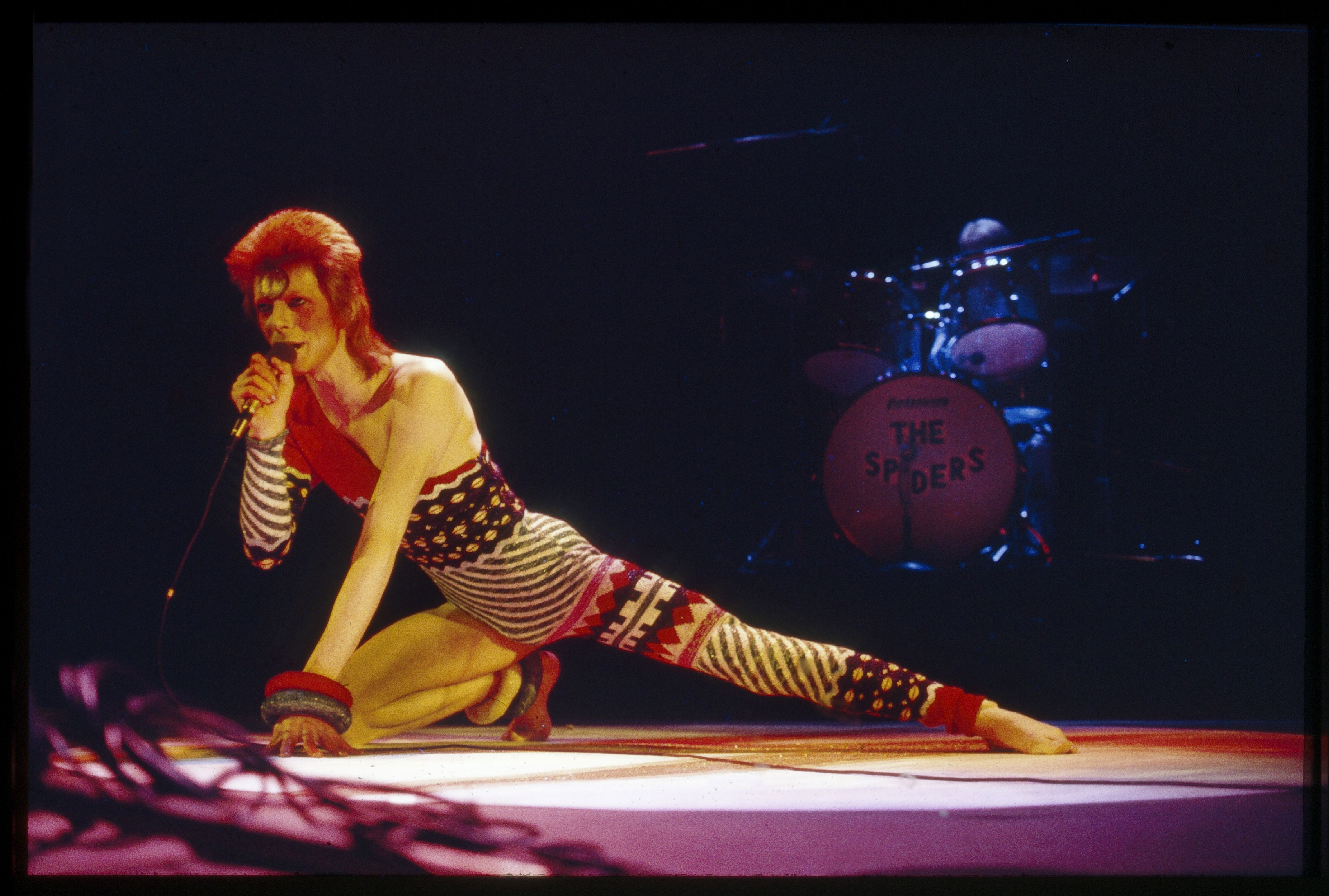 15 Great David Bowie Performances – Rolling Stone