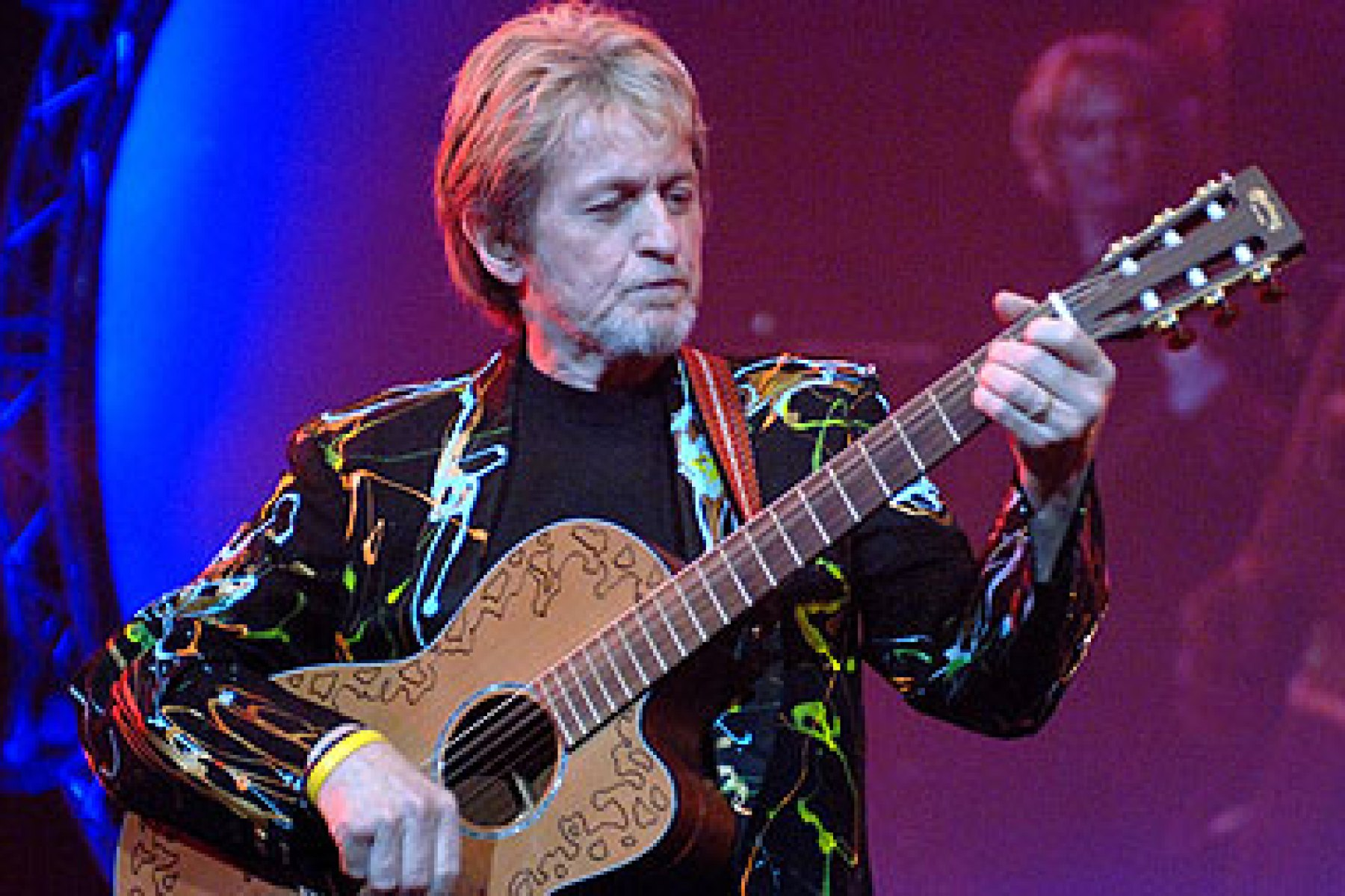 Ex-Yes Frontman Jon Anderson Opens Up About Getting Fired - Rolling Stone