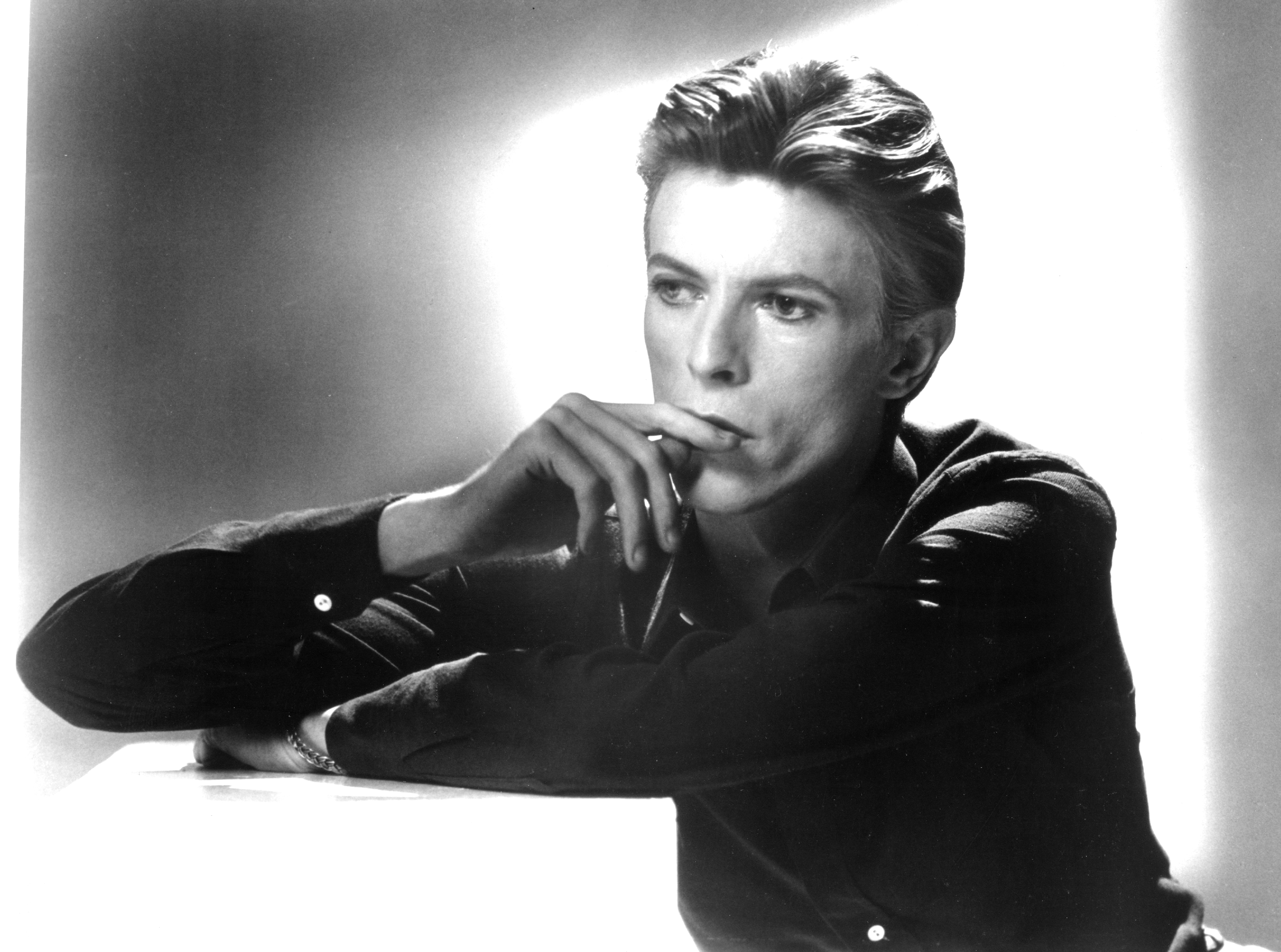 David Bowie; Wild Quotes; Station to Station; Era