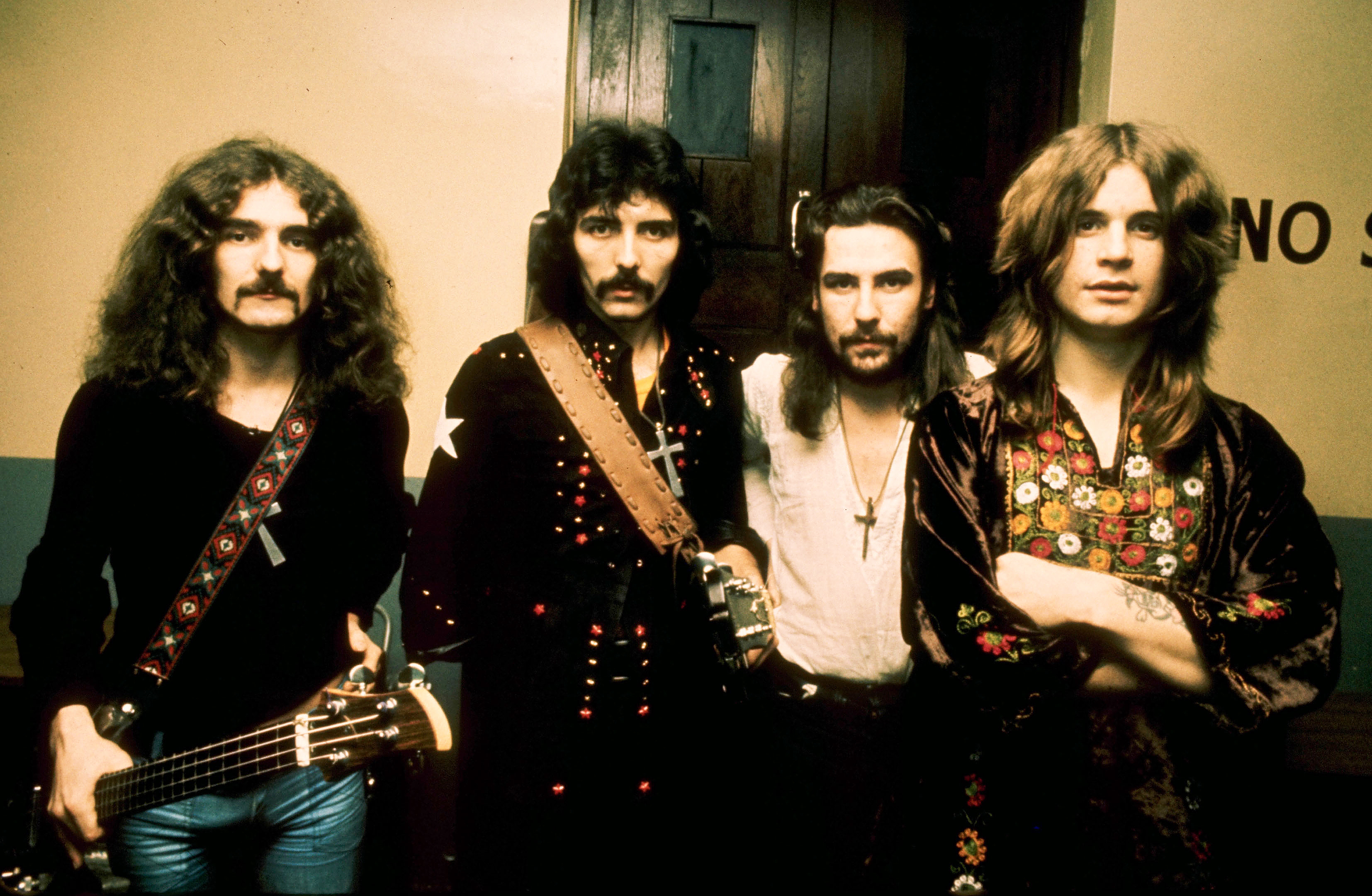 Black sabbath on sixties origins we were rejected again and again black sabbath relive early days m4hsunfo