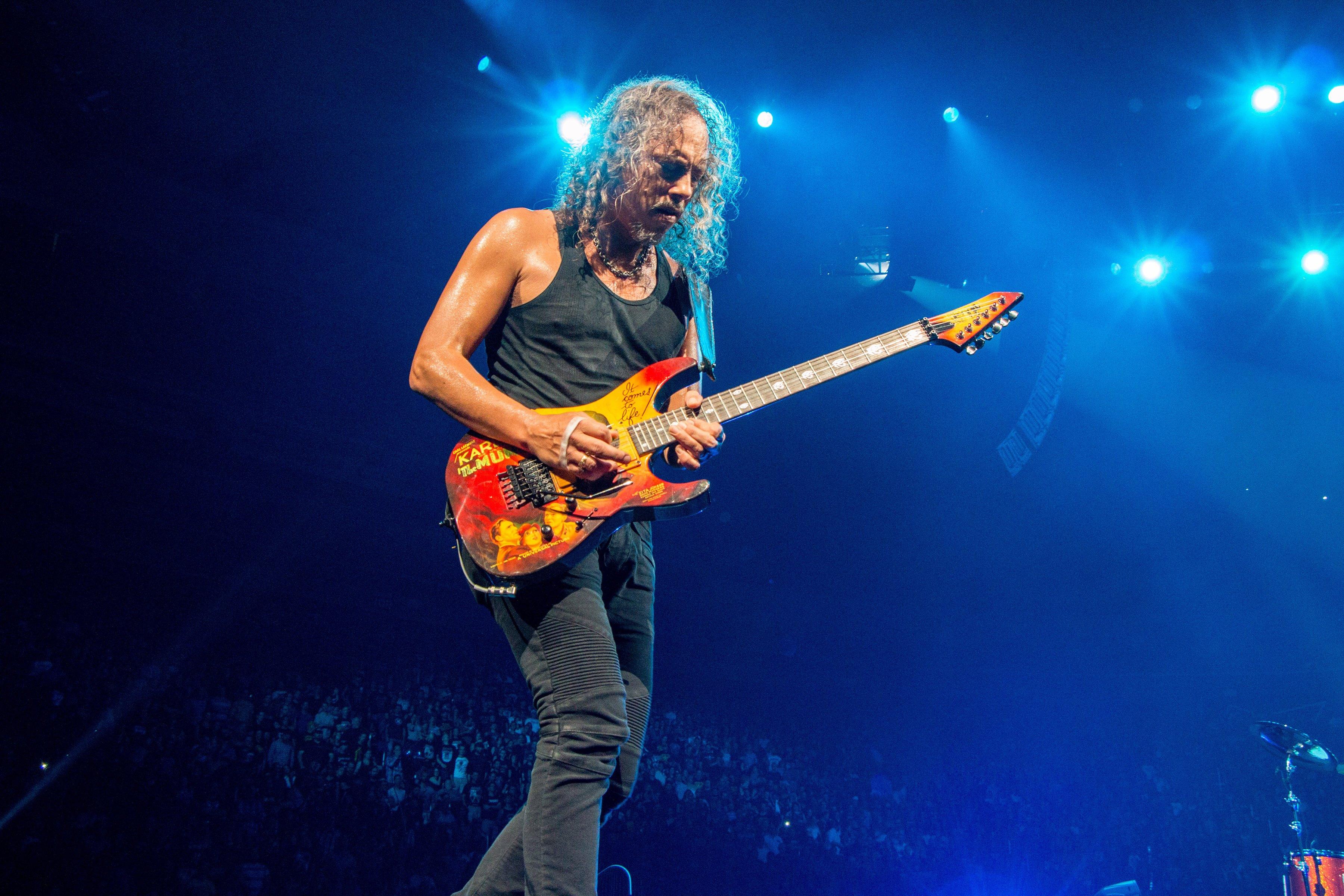 Metallica's Kirk Hammett Pens Appreciation for David Bowie