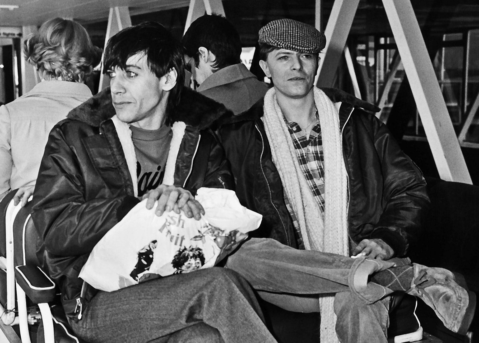 Iggy Pop Remembers David Bowie: 'He Appreciated Oddballs' - Rolling Stone