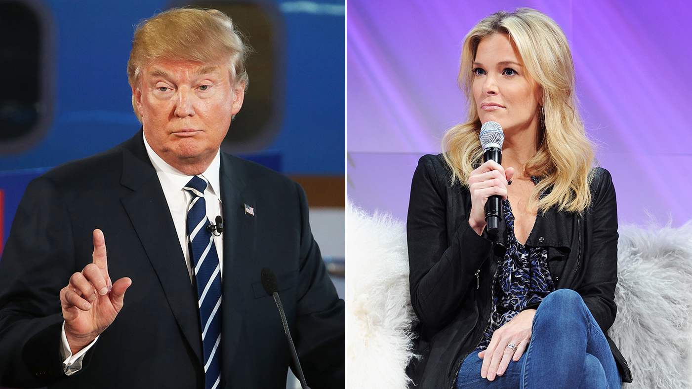 Donald Trump Is Skipping the GOP Debate Because He Hates Women