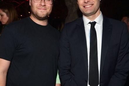 Seth Rogen, Bill Hader, Zach Galifianakis Set for Sci-Fi Comedy