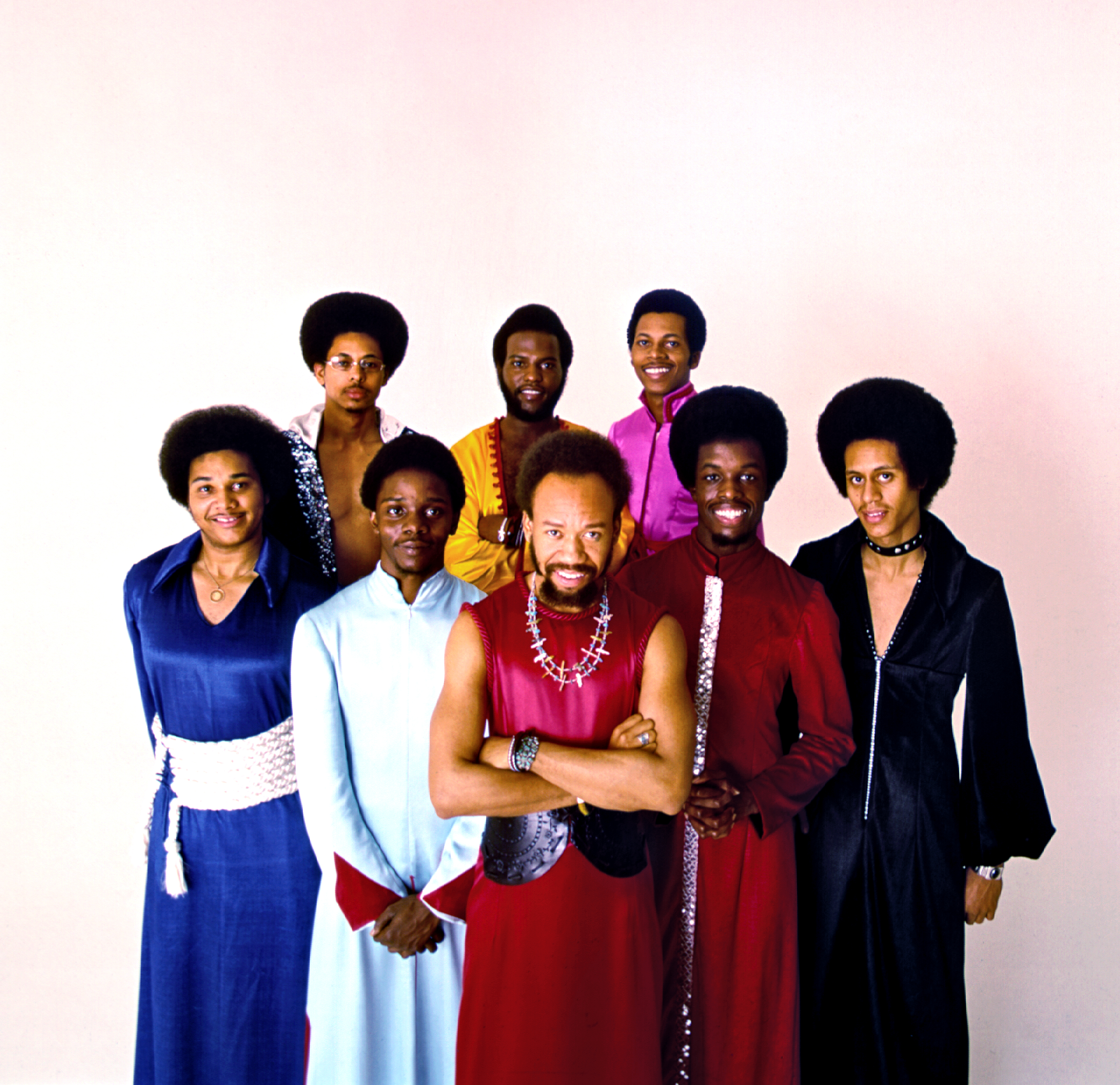 earth wind and fire i write a song for you live