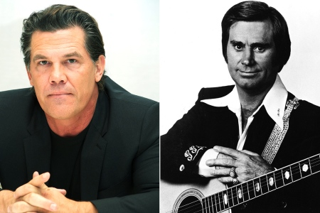 Josh Brolin; George Jones; Biopic