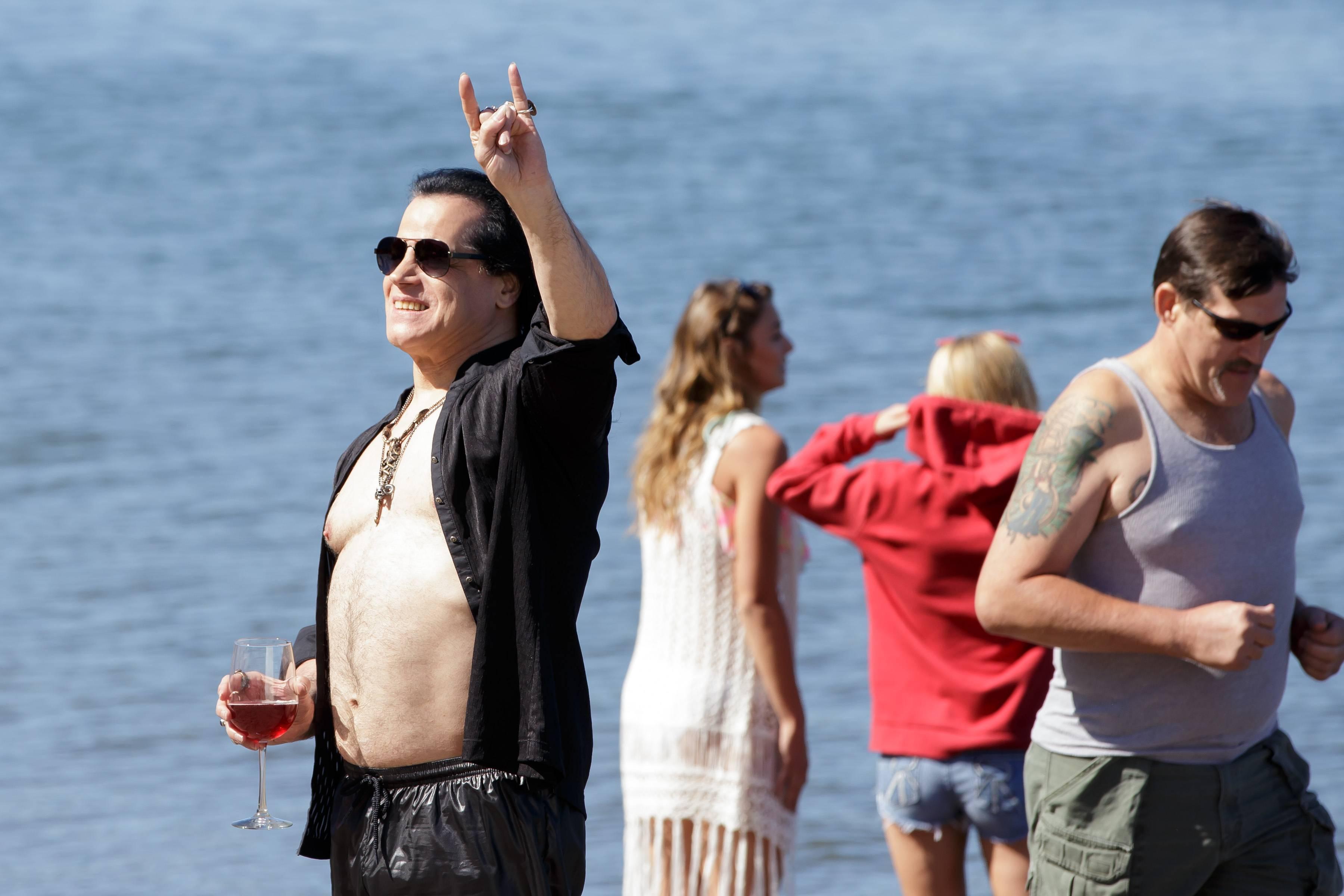 Glenn Danzig Talks 'Portlandia' Appearance: 'Fred Is a Genius'