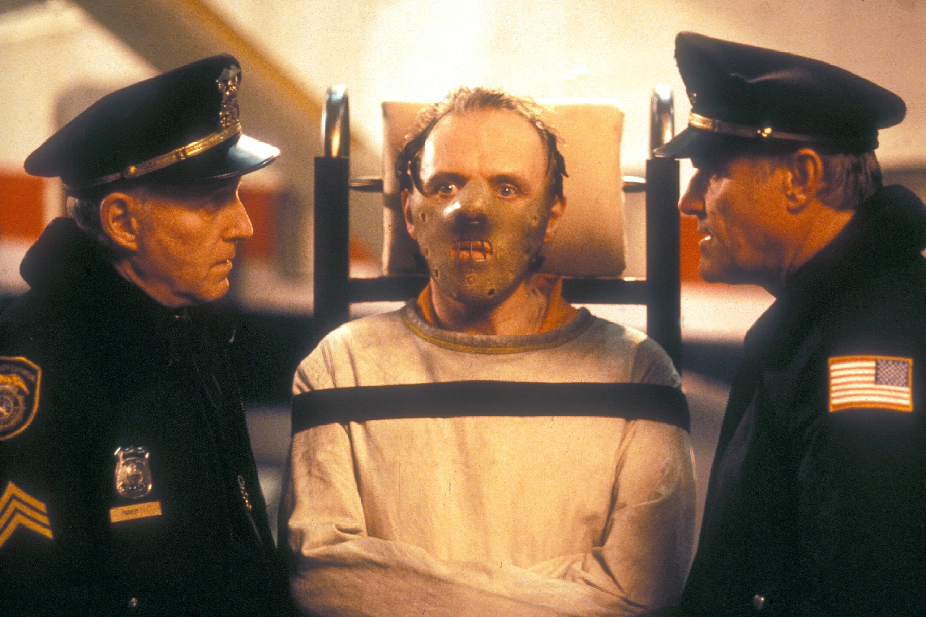 Silence of the Lambs; Writer; Ted Tally