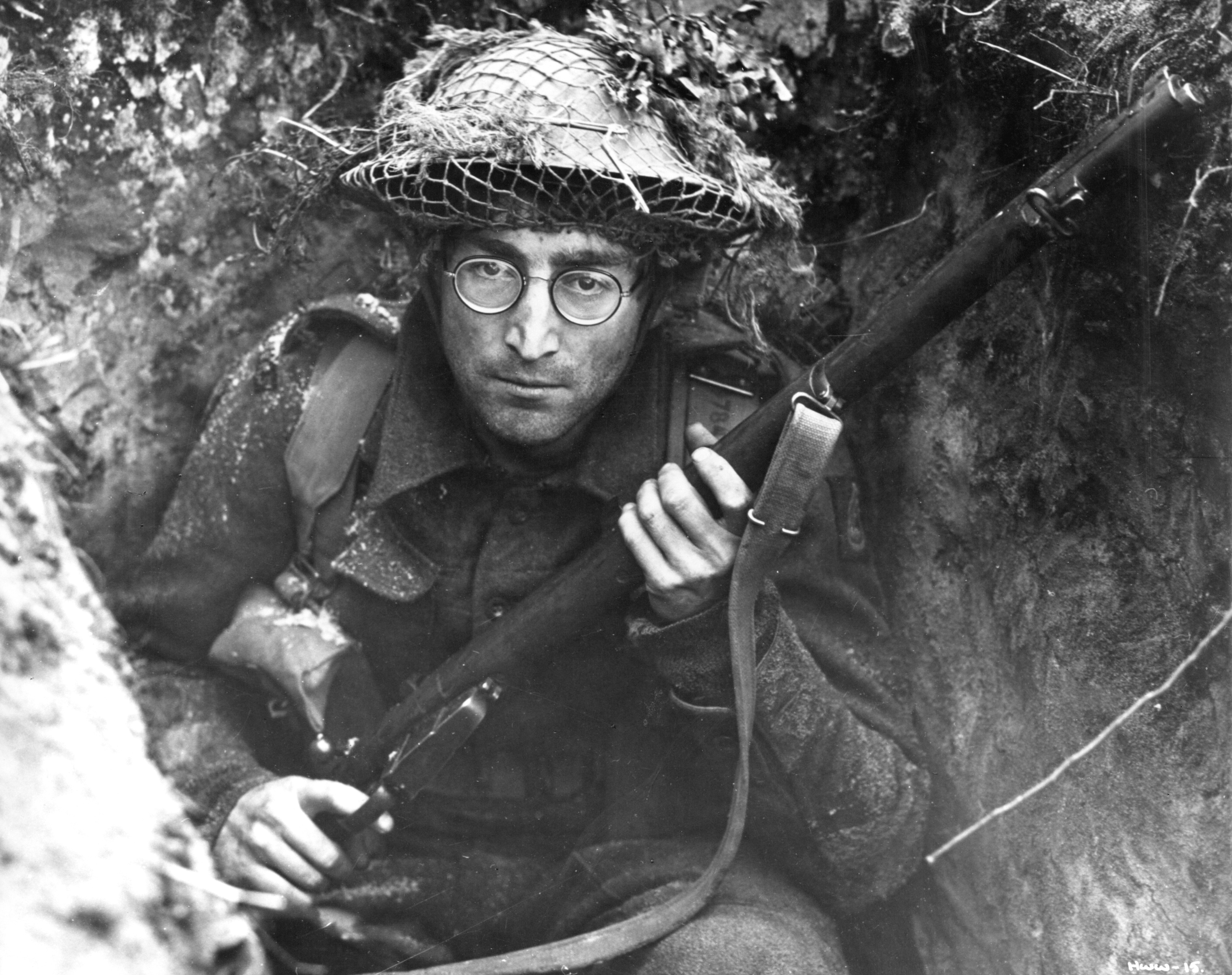 'Significant' Lock of John Lennon's Hair Hits Auction Block