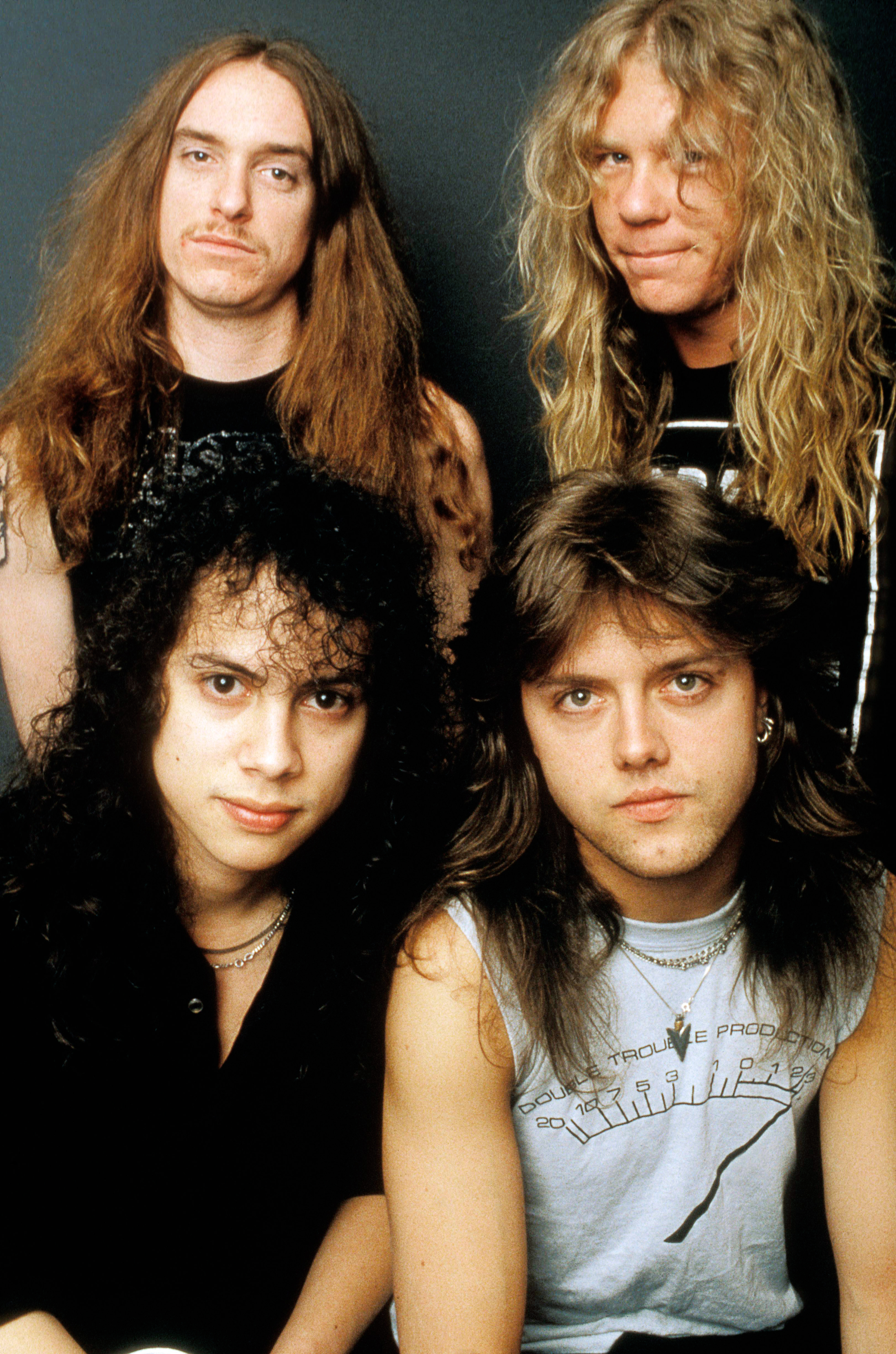 Metallica Talk 30 Years of 'Master of Puppets': 'We Were Just Kids'