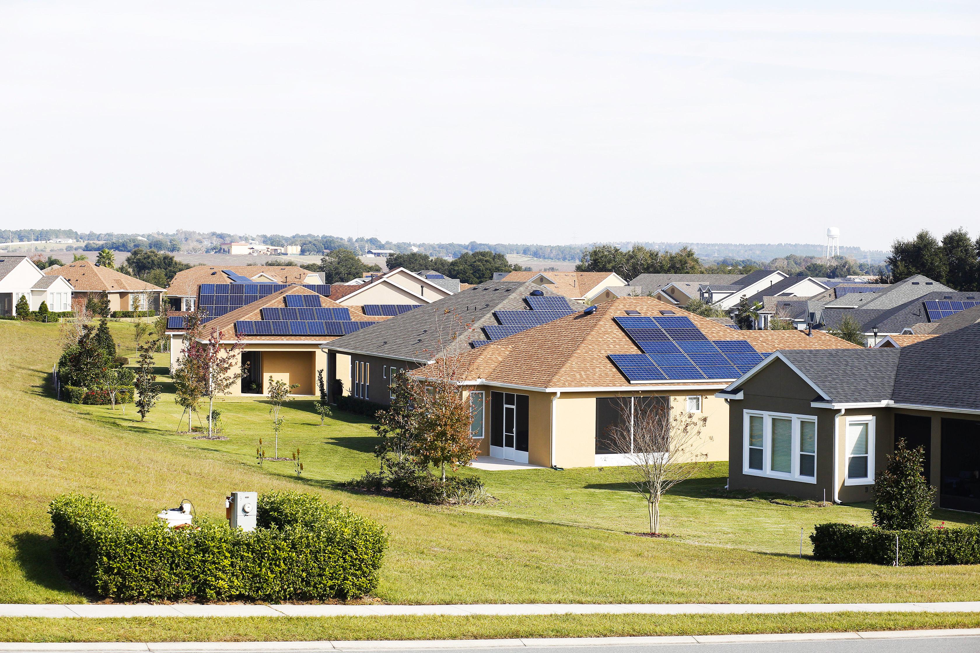 Solar Power; Florida