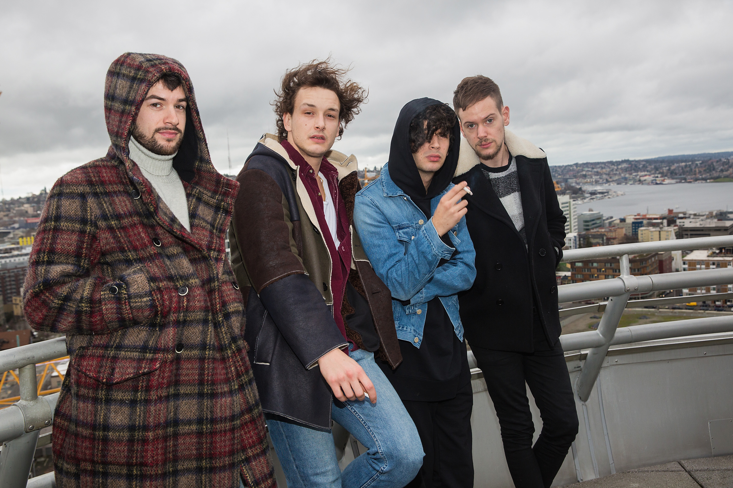Watch the 1975's Sultry, Soulful Cover of Justin Bieber's 'Sorry'