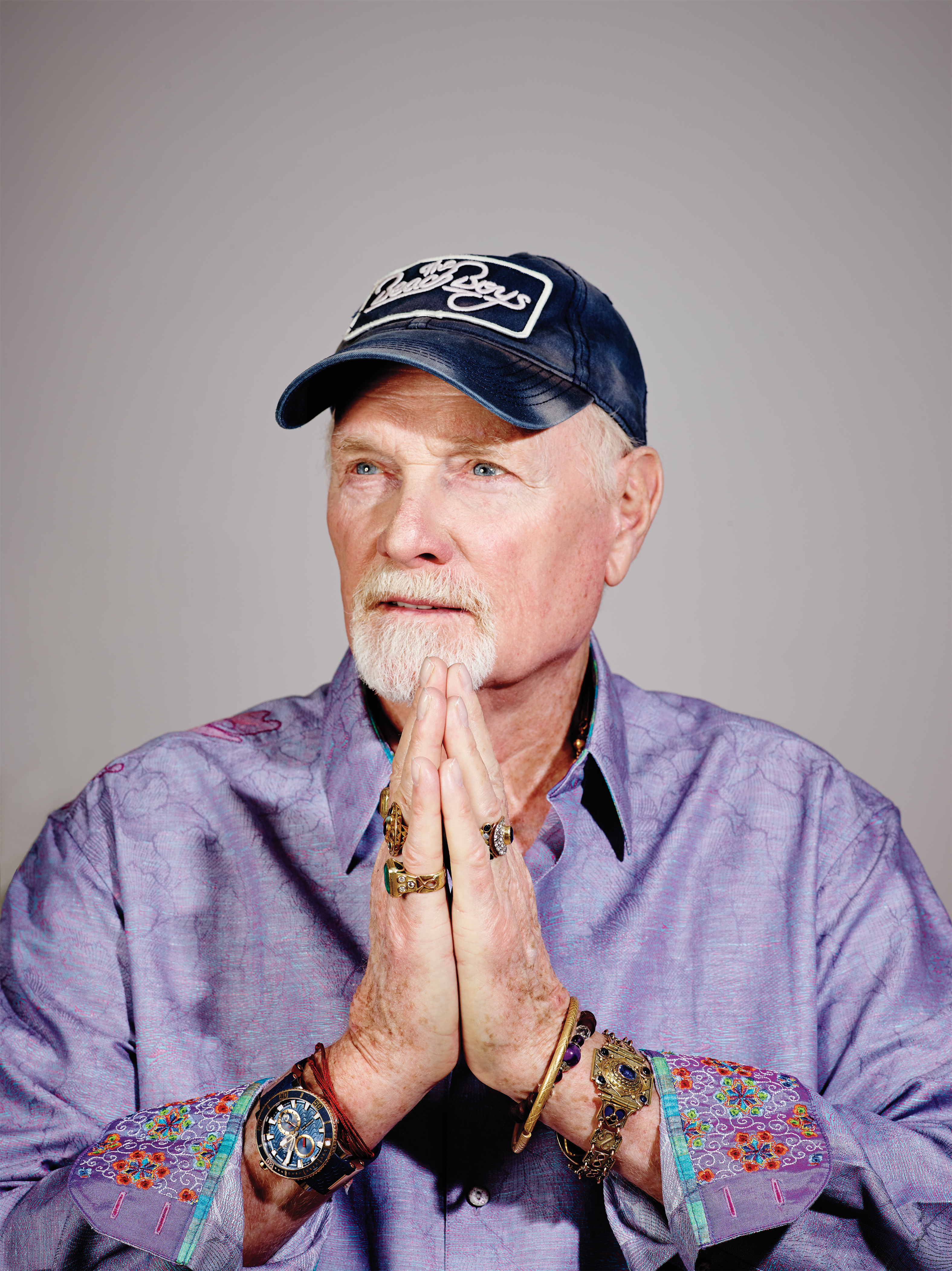 Somewhat Shaky Start For New Cap Times >> The Ballad Of Mike Love Rolling Stone