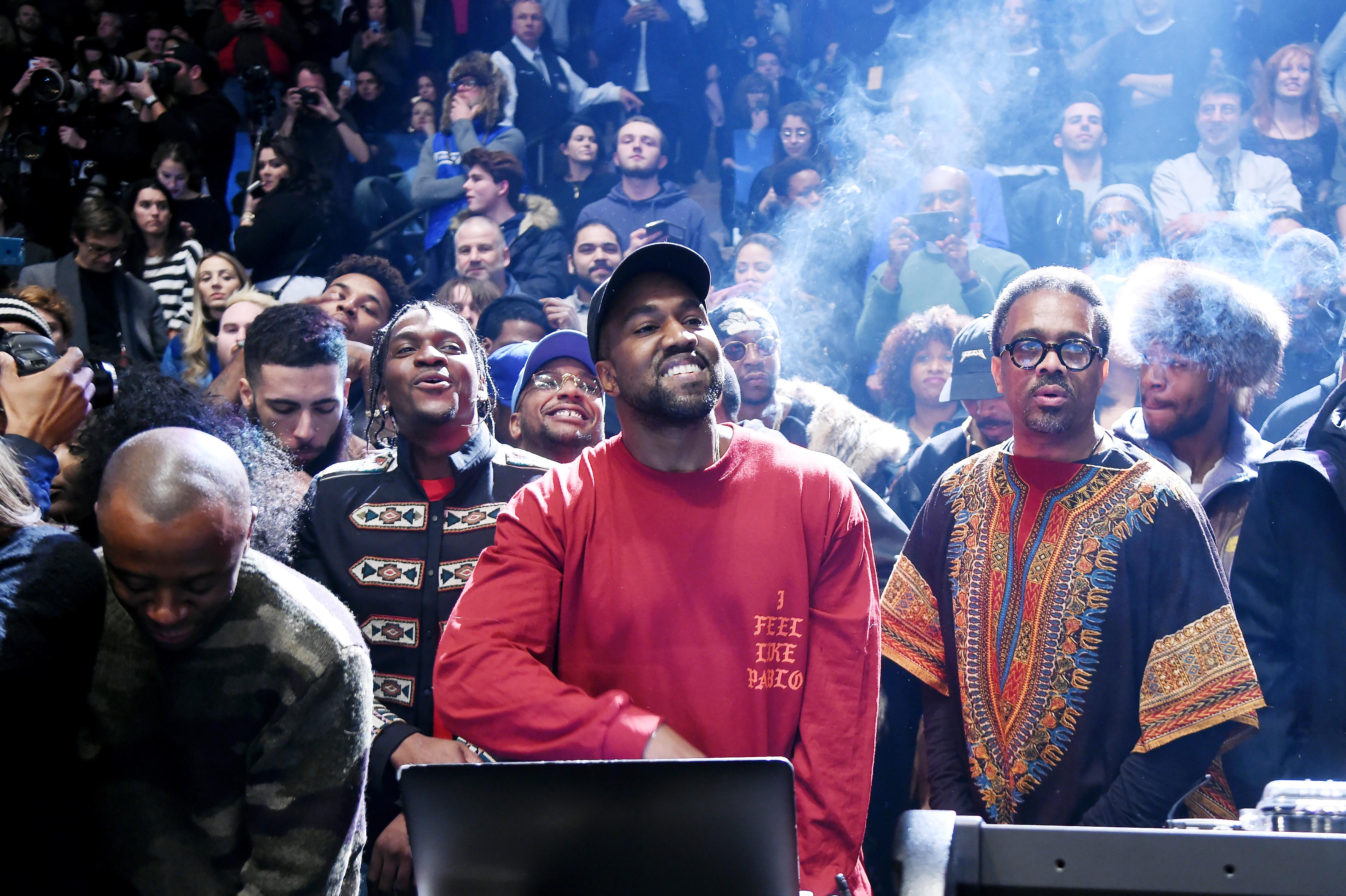 d9d36a4ad0 Blame Chance   Kanye West Explains  Life of Pablo  Album Delay ...
