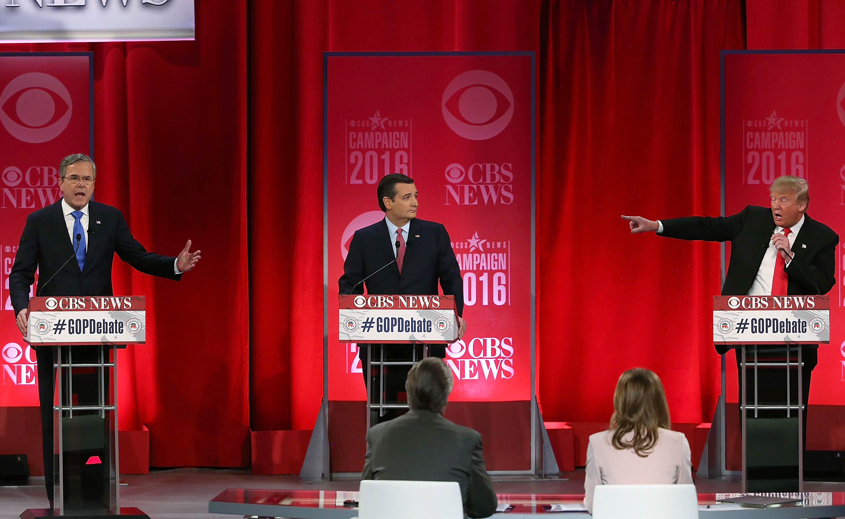 35 WTF Moments From the Craziest GOP Debate Yet