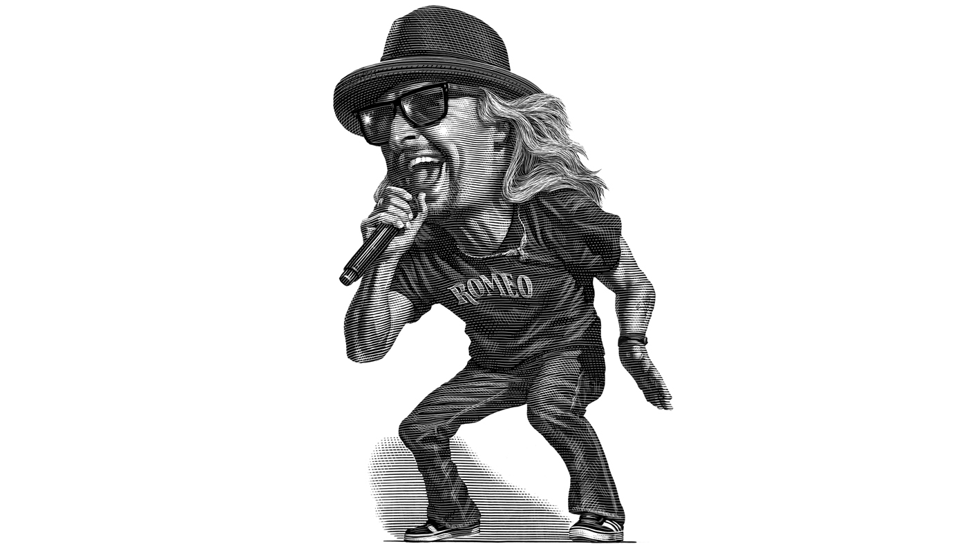 Kid Rock on Becoming a Grandfather, Why He Loves Bob Seger ...
