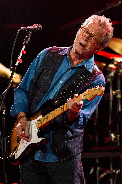 Eric Clapton Announces New Album 'I Still Do'